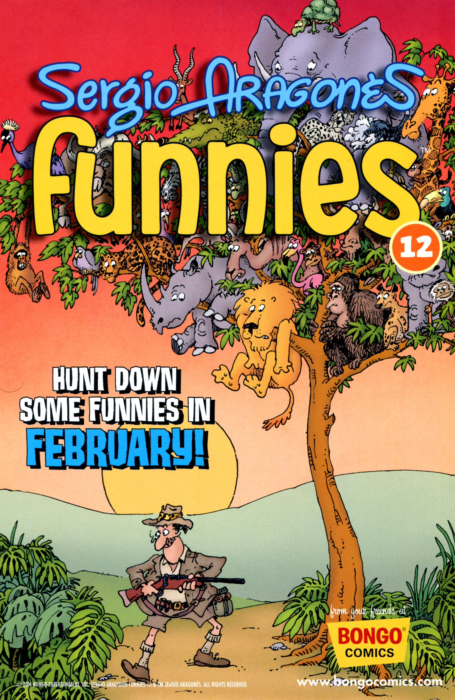 Read online Simpsons Comics comic -  Issue #208 - 2