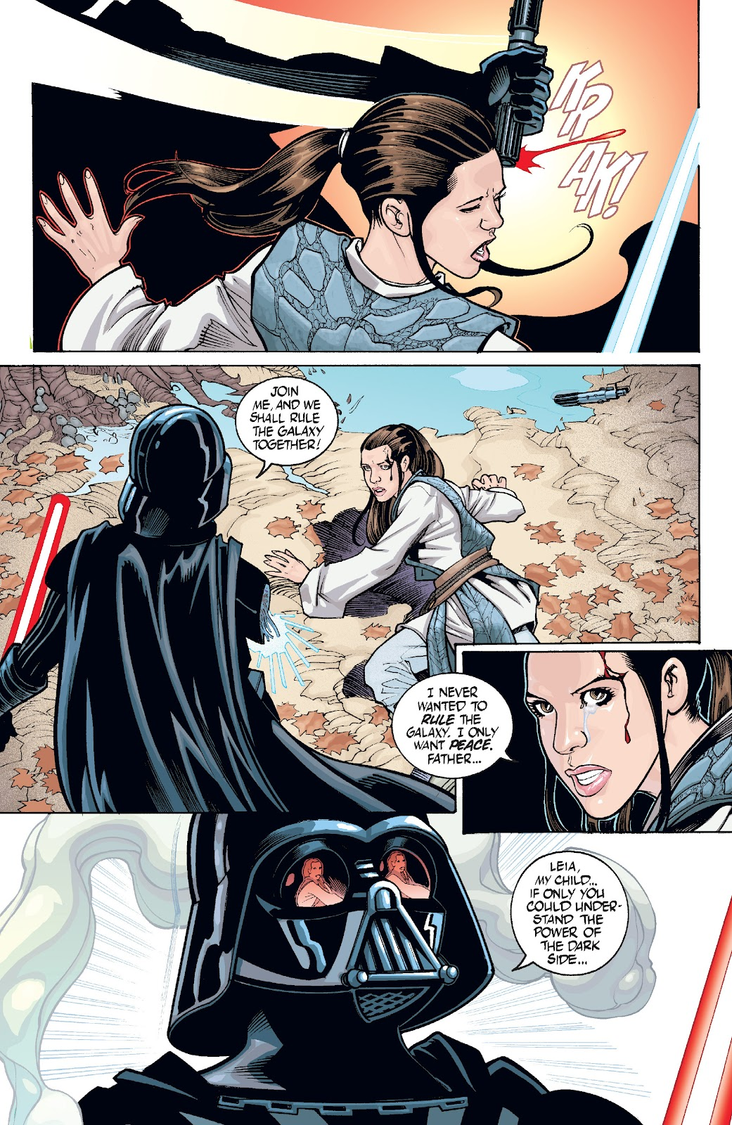Read online Star Wars Legends: Infinities - Epic Collection comic -  Issue # TPB (Part 2) - 91