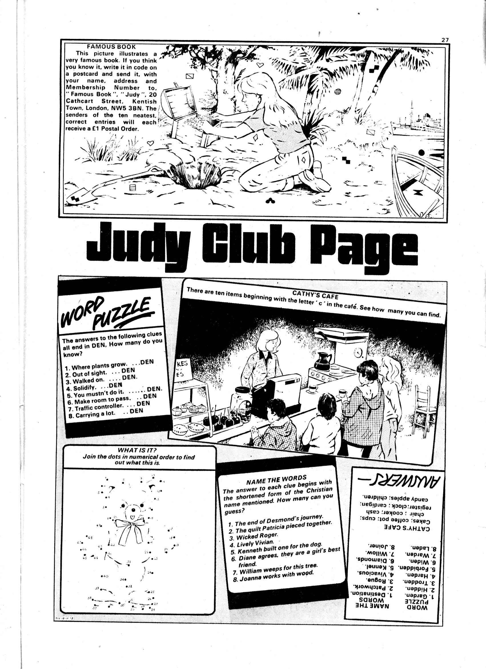 Read online Judy comic -  Issue #984 - 27
