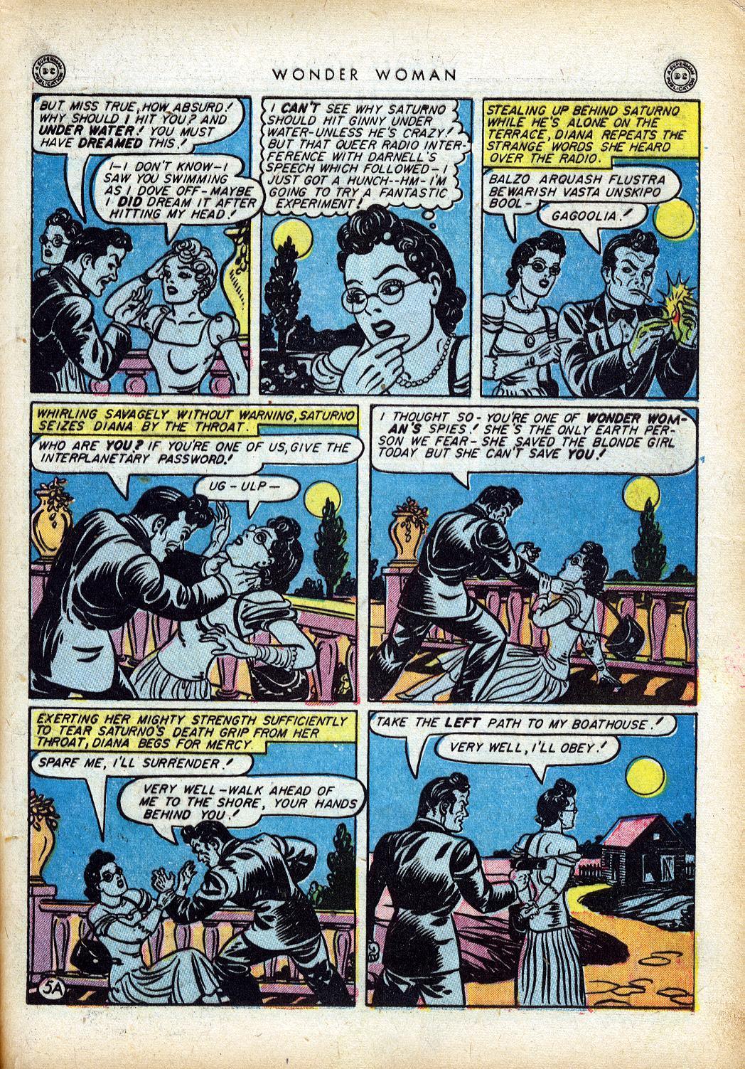 Read online Wonder Woman (1942) comic -  Issue #10 - 8