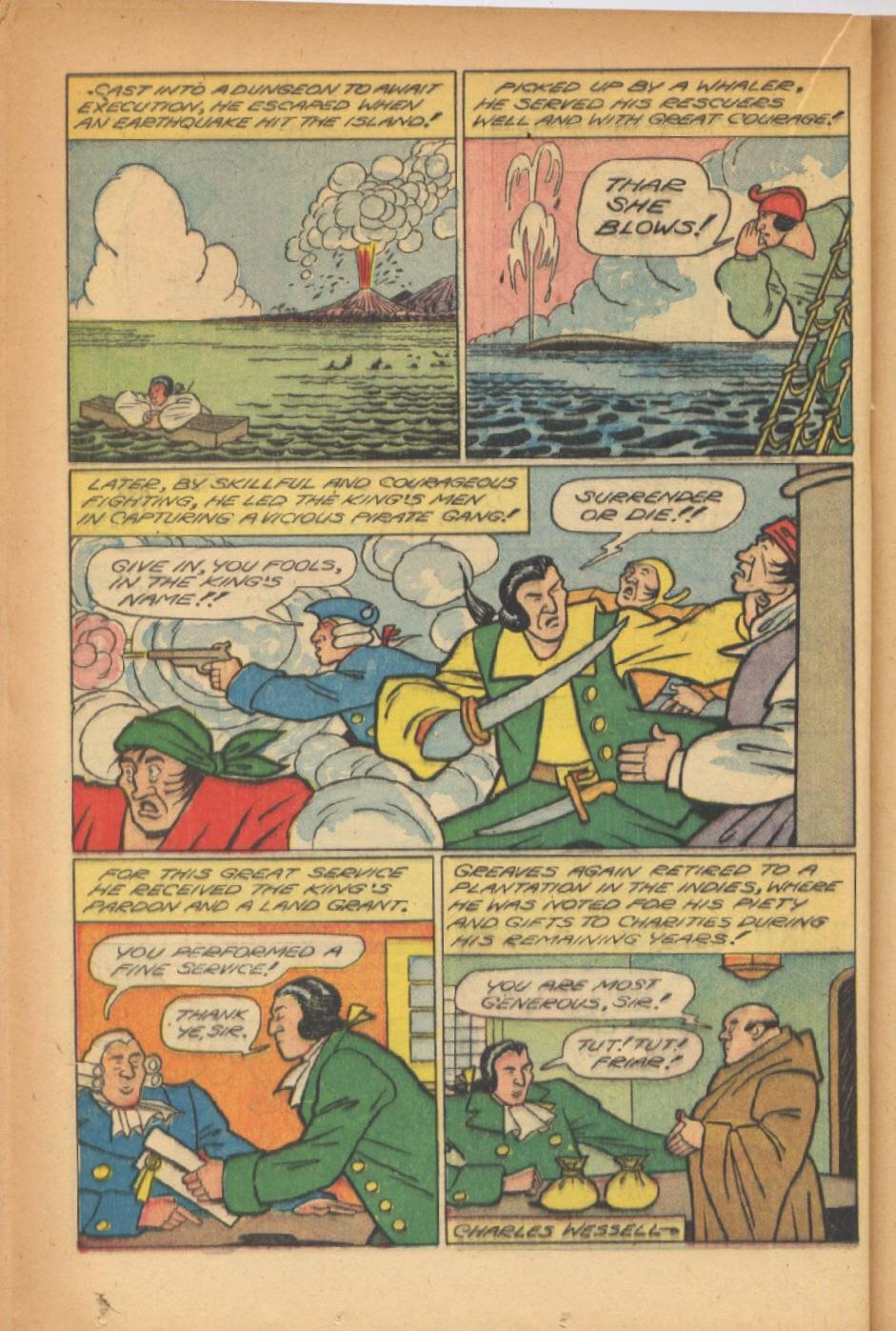 Read online Super-Magician Comics comic -  Issue #47 - 28