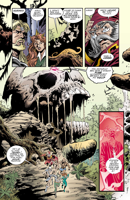 Read online Aquaman (1994) comic -  Issue #73 - 18