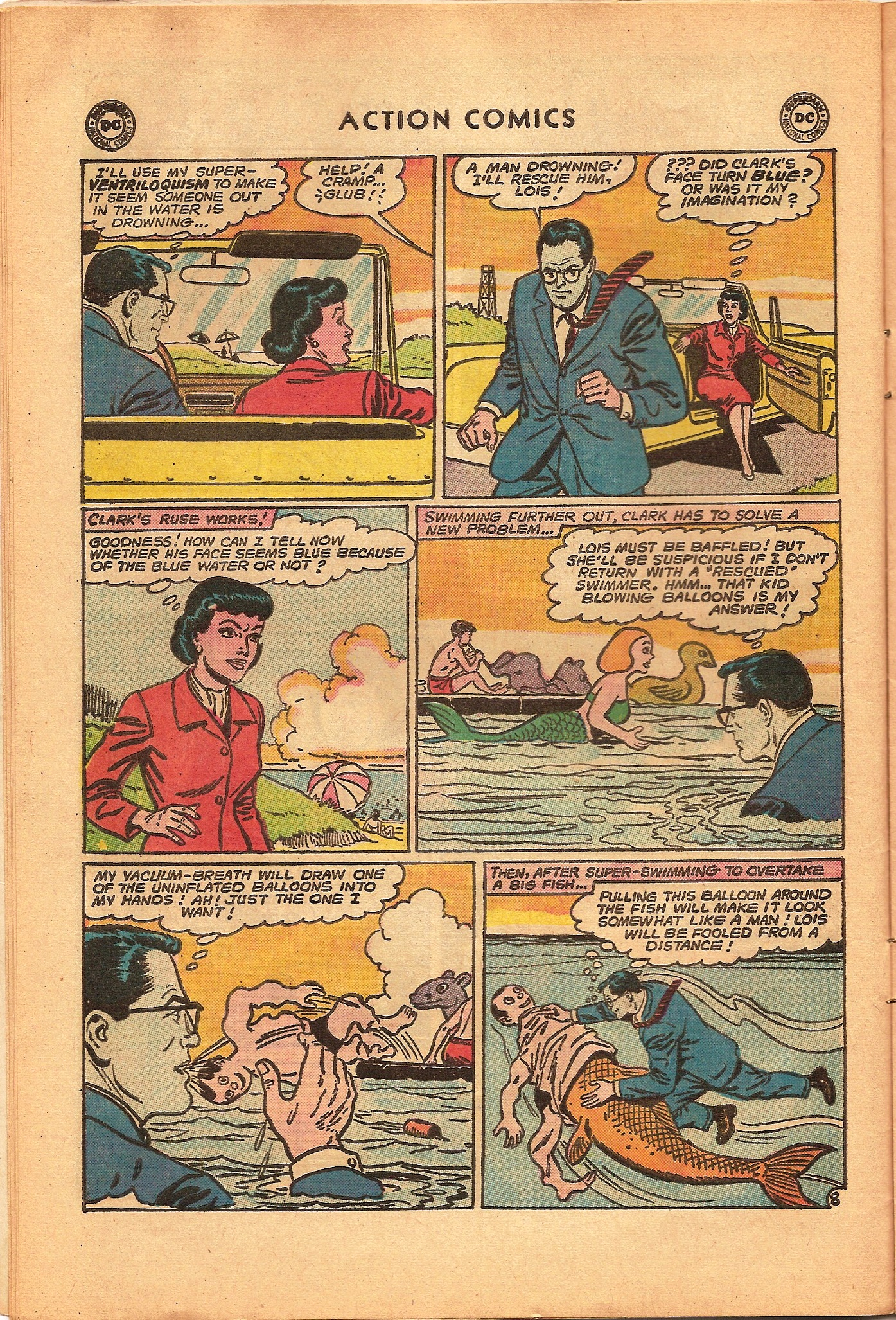 Action Comics (1938) 317 Page 11