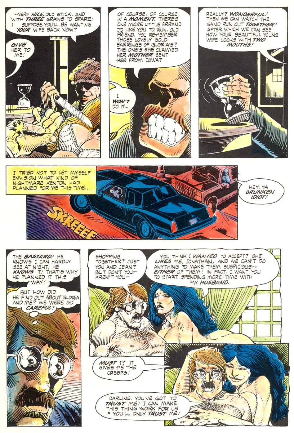 Read online Twisted Tales (1982) comic -  Issue #4 - 18