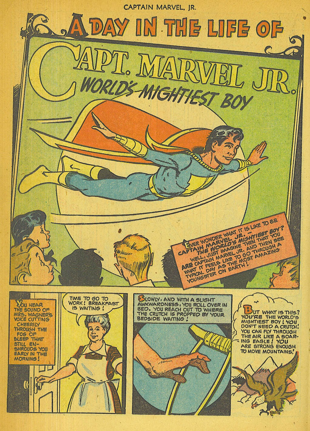 Captain Marvel, Jr. issue 111 - Page 15
