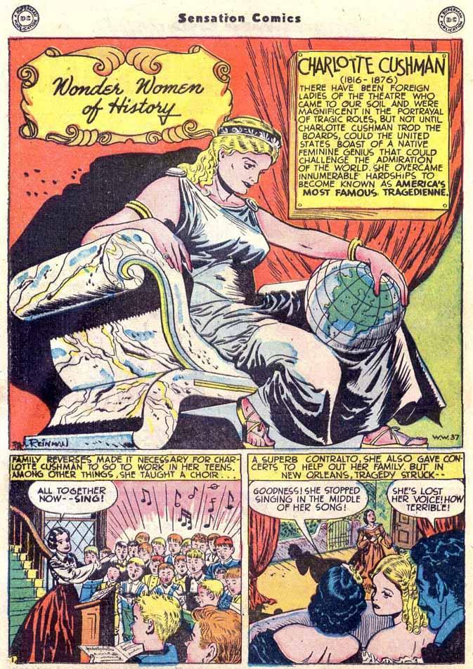 Read online Sensation (Mystery) Comics comic -  Issue #89 - 34