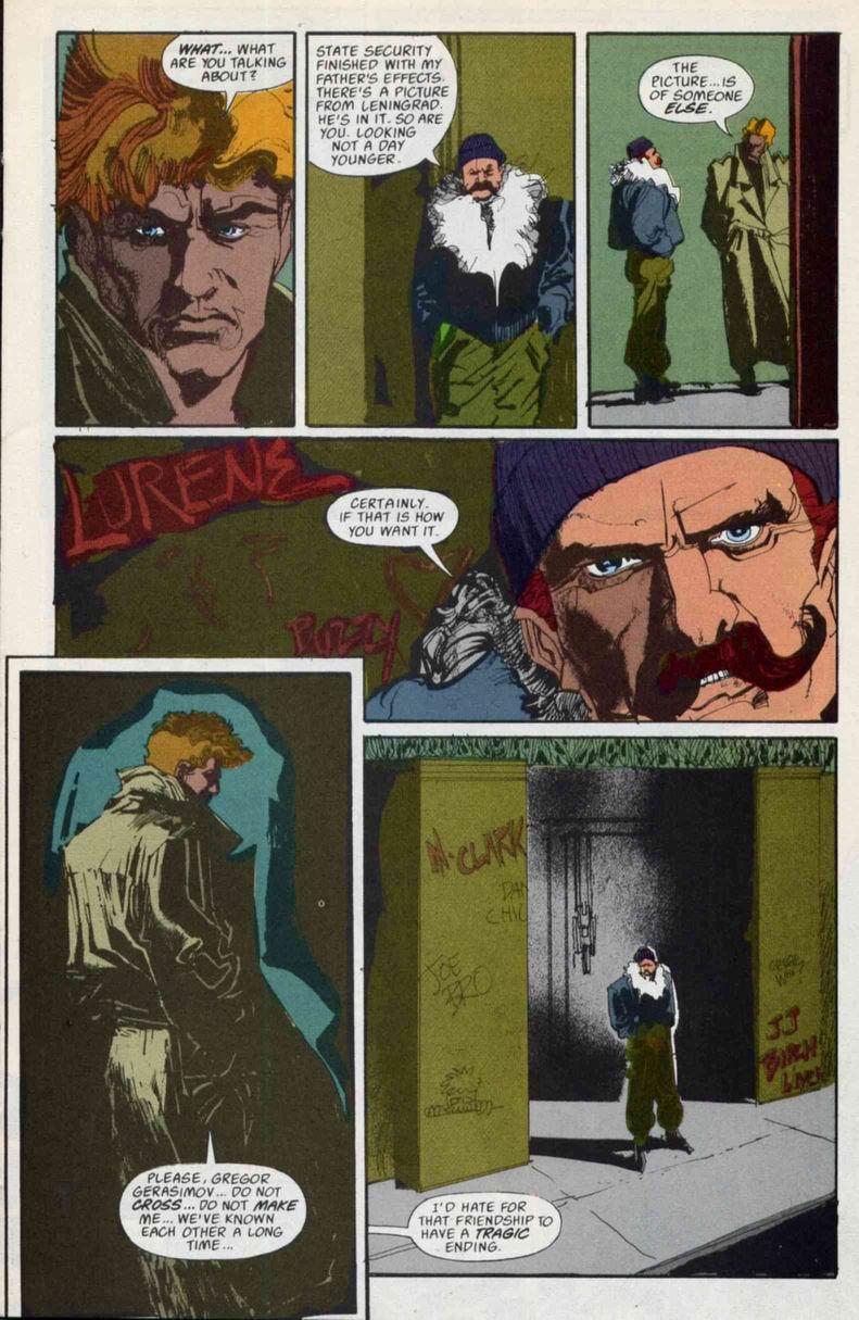Read online Doctor Zero comic -  Issue #2 - 13