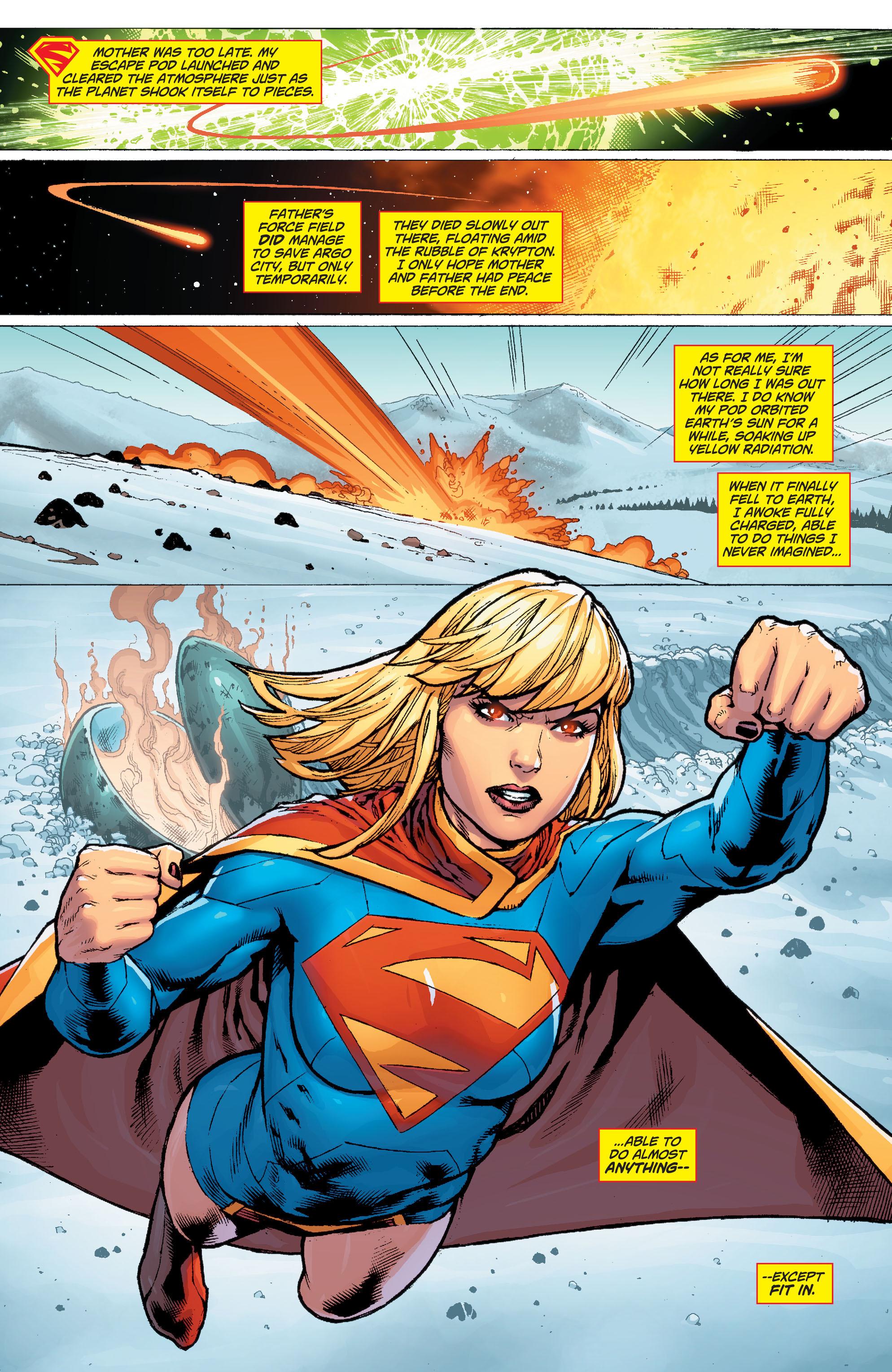 Read online Secret Origins (2014) comic -  Issue #1 - 33