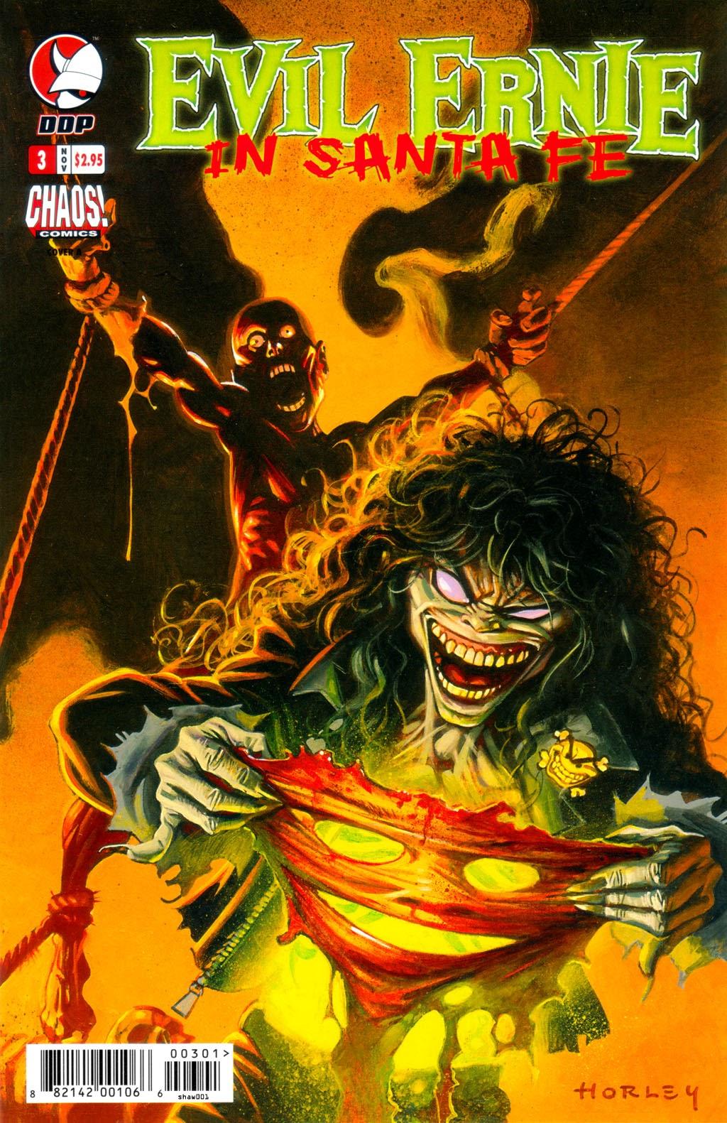 Read online Evil Ernie in Santa Fe comic -  Issue #3 - 1