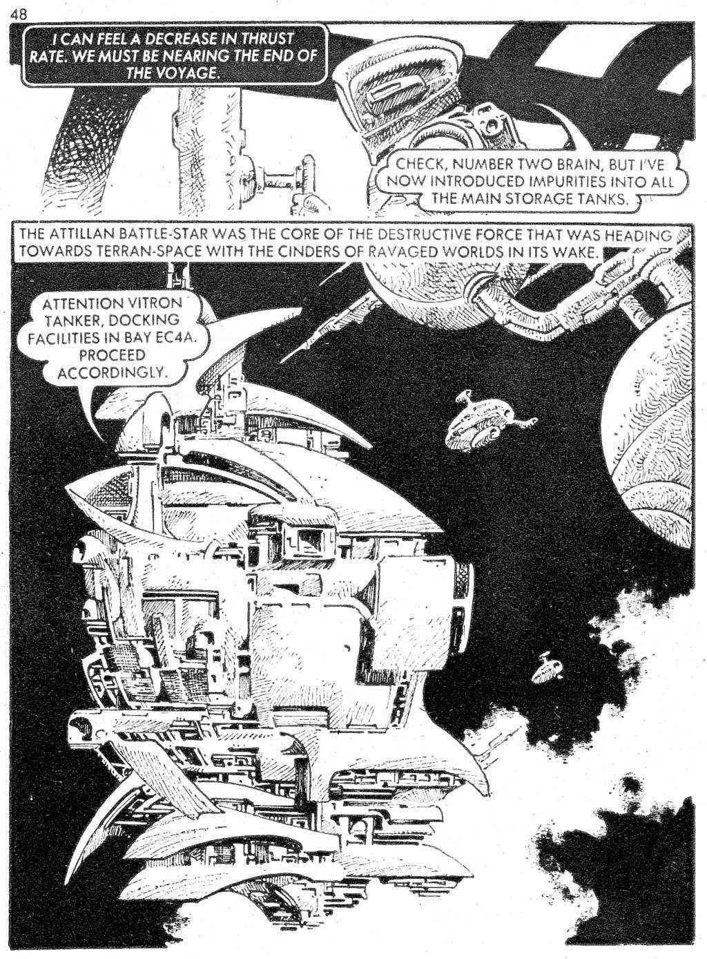Starblazer issue 87 - Page 48