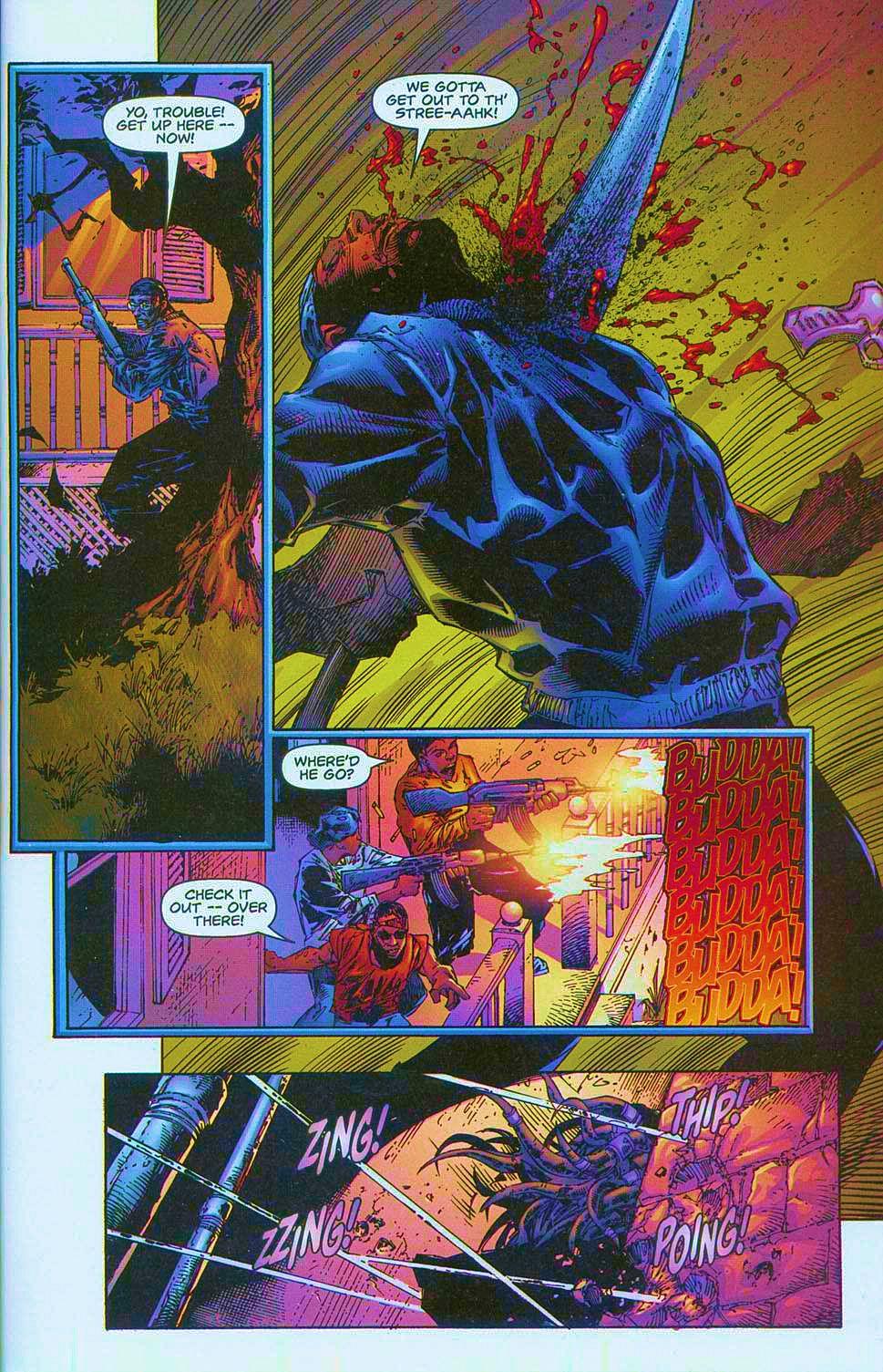 Read online Overkill: Witchblade/Aliens/Darkness/Predator comic -  Issue #1 - 24