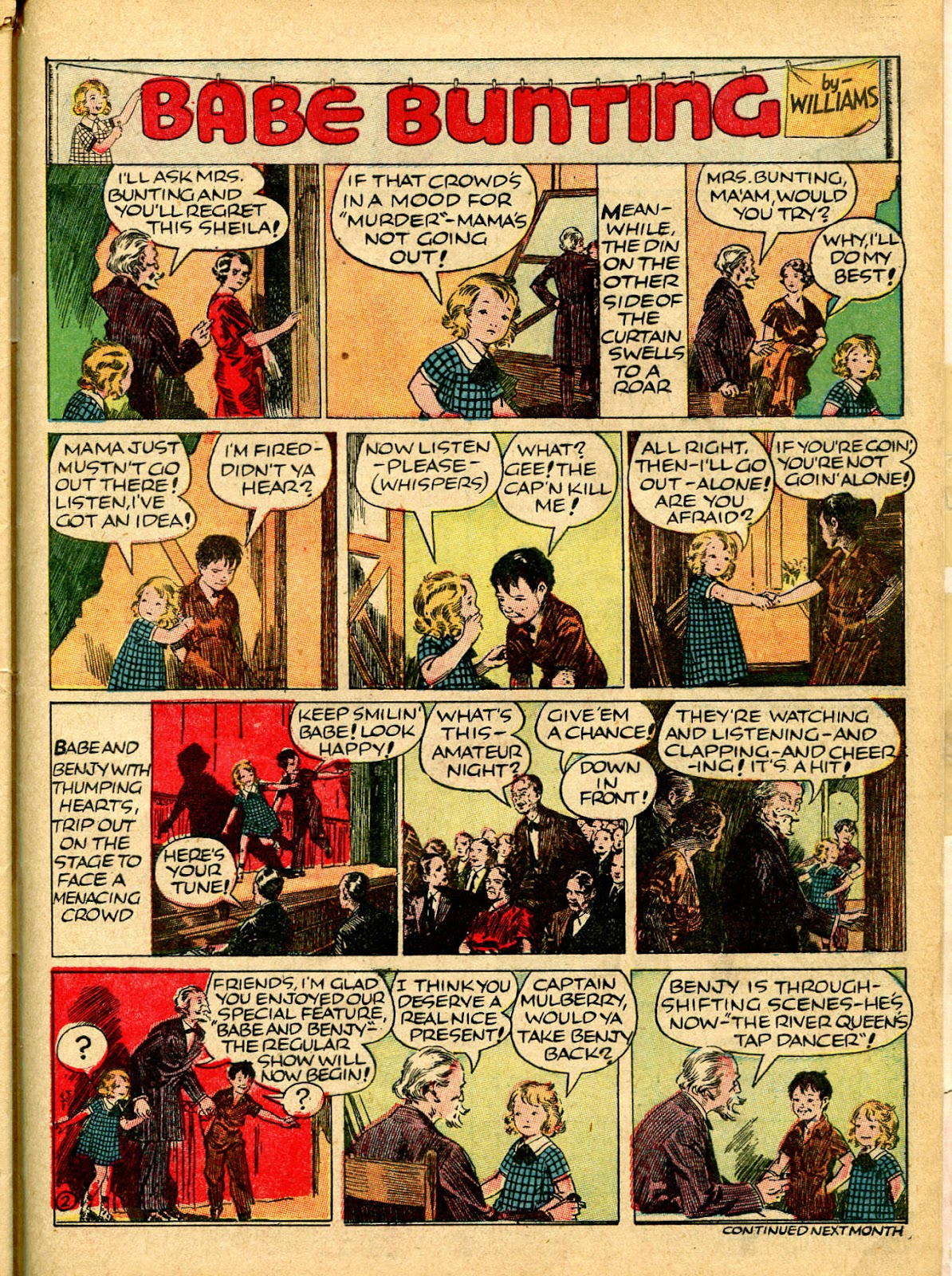 Read online Famous Funnies comic -  Issue #54 - 55