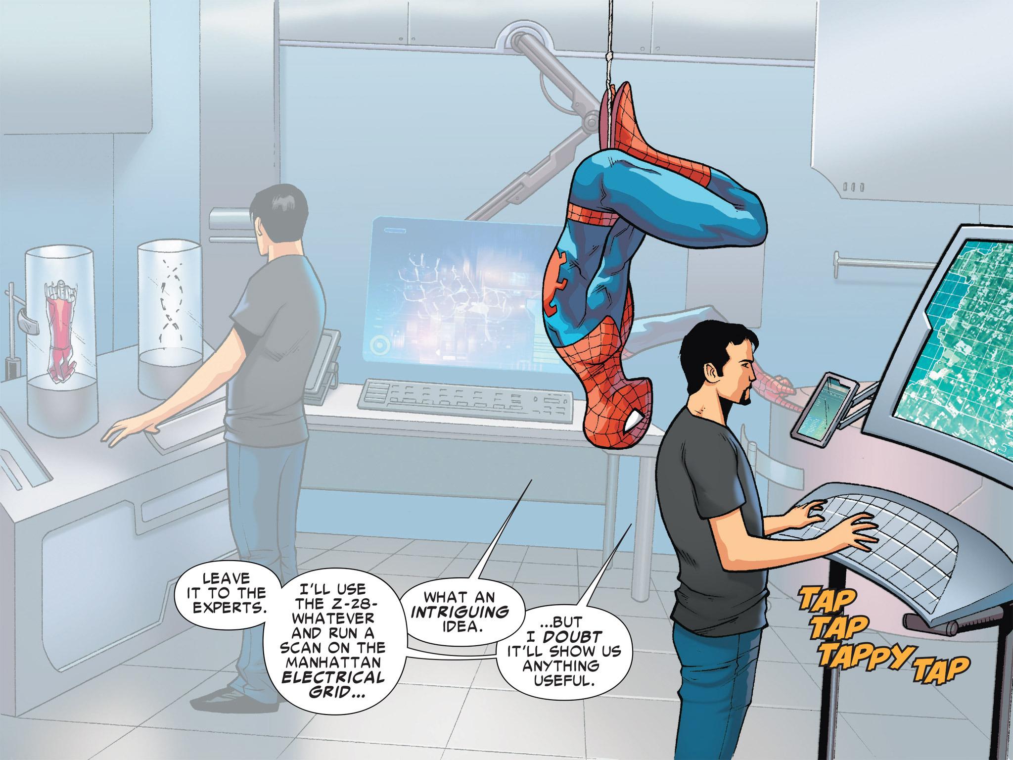 Read online Ultimate Spider-Man (Infinite Comics) (2016) comic -  Issue #4 - 15