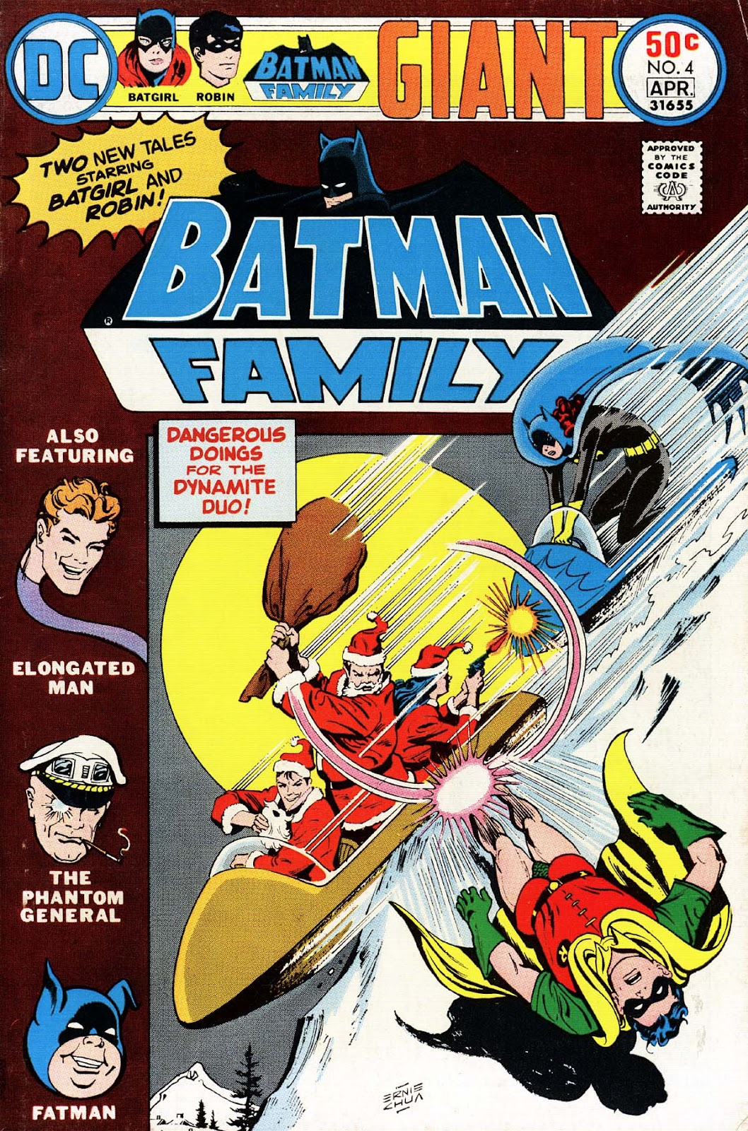 The Batman Family issue 4 - Page 1