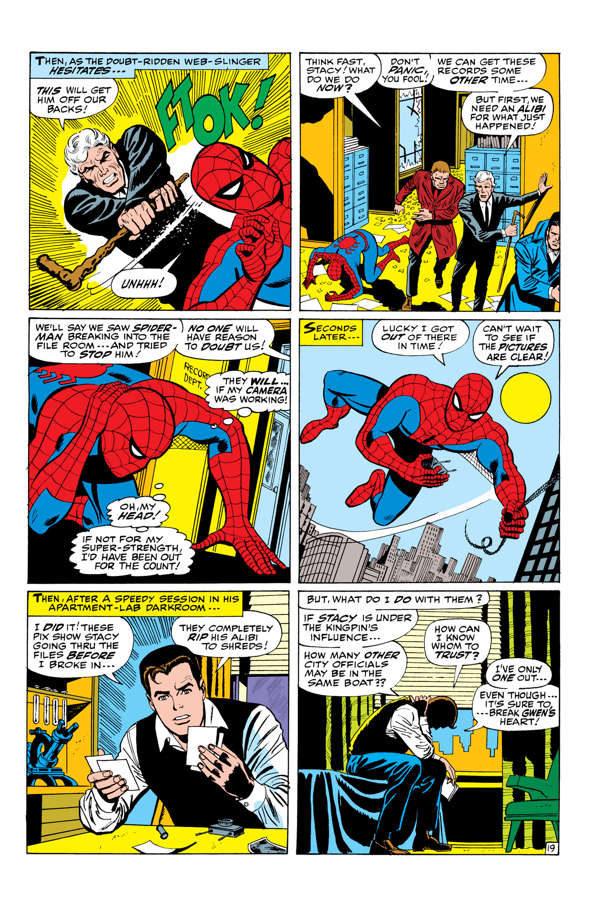 The Amazing Spider-Man (1963) 60 Page 19
