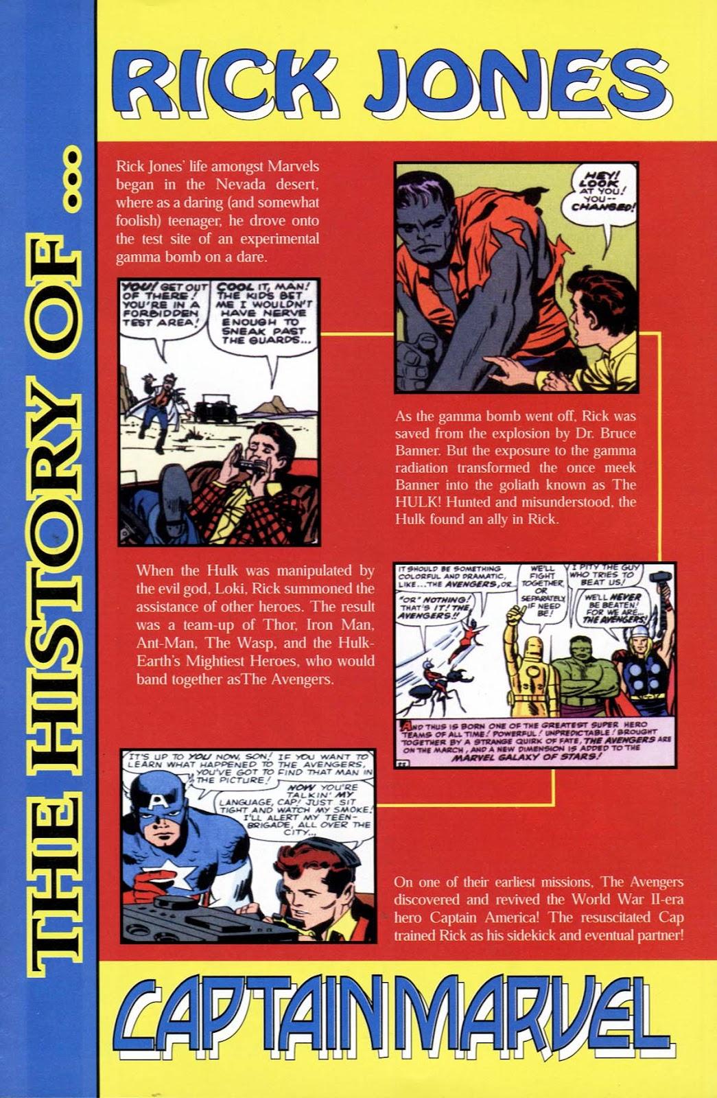 Captain Marvel (1999) Issue #0 #1 - English 15