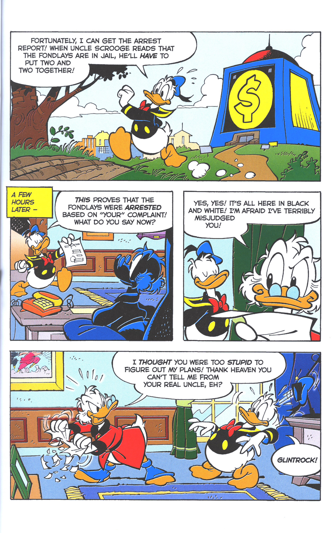 Read online Uncle Scrooge (1953) comic -  Issue #368 - 21