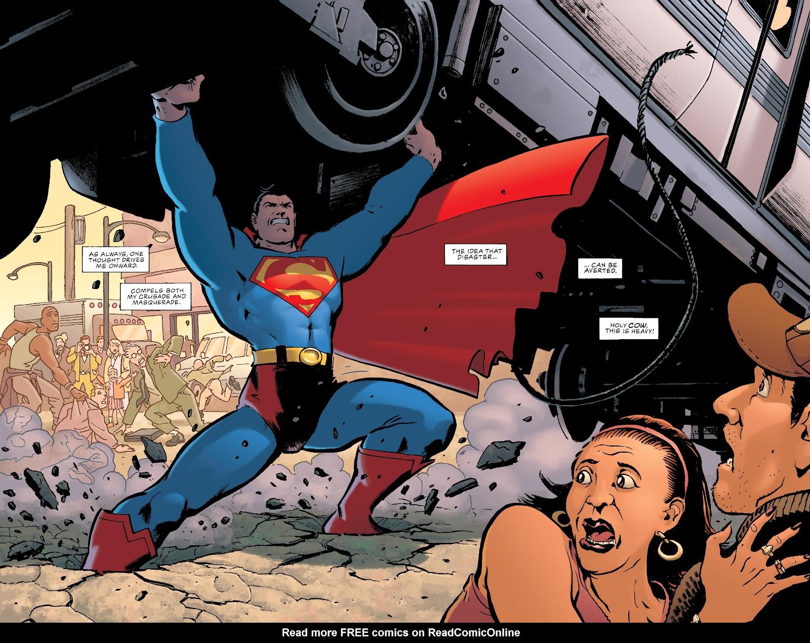 Batman/Superman/Wonder Woman: Trinity issue 1 - Page 10