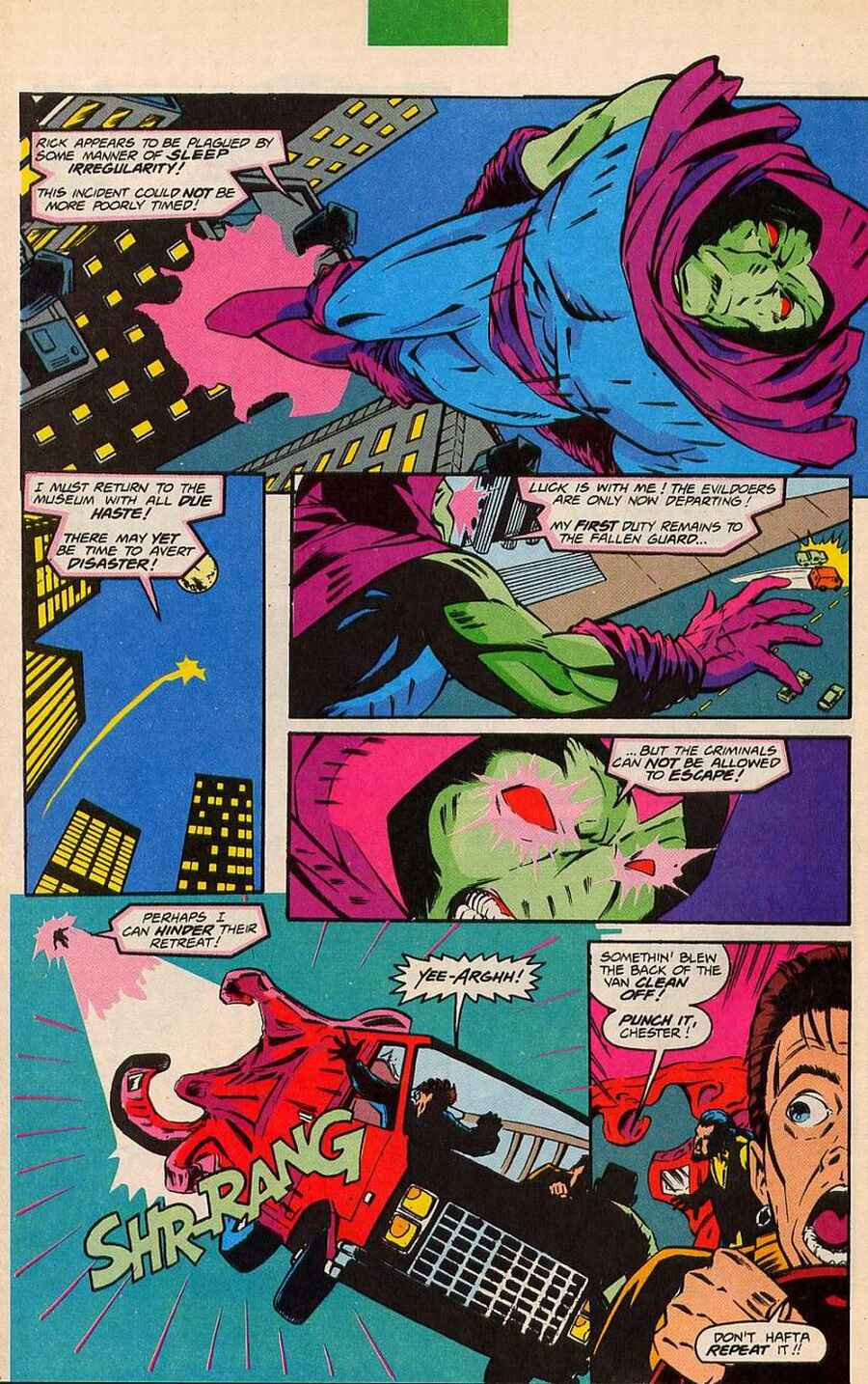 Read online Sleepwalker Holiday Special comic -  Issue # Full - 31