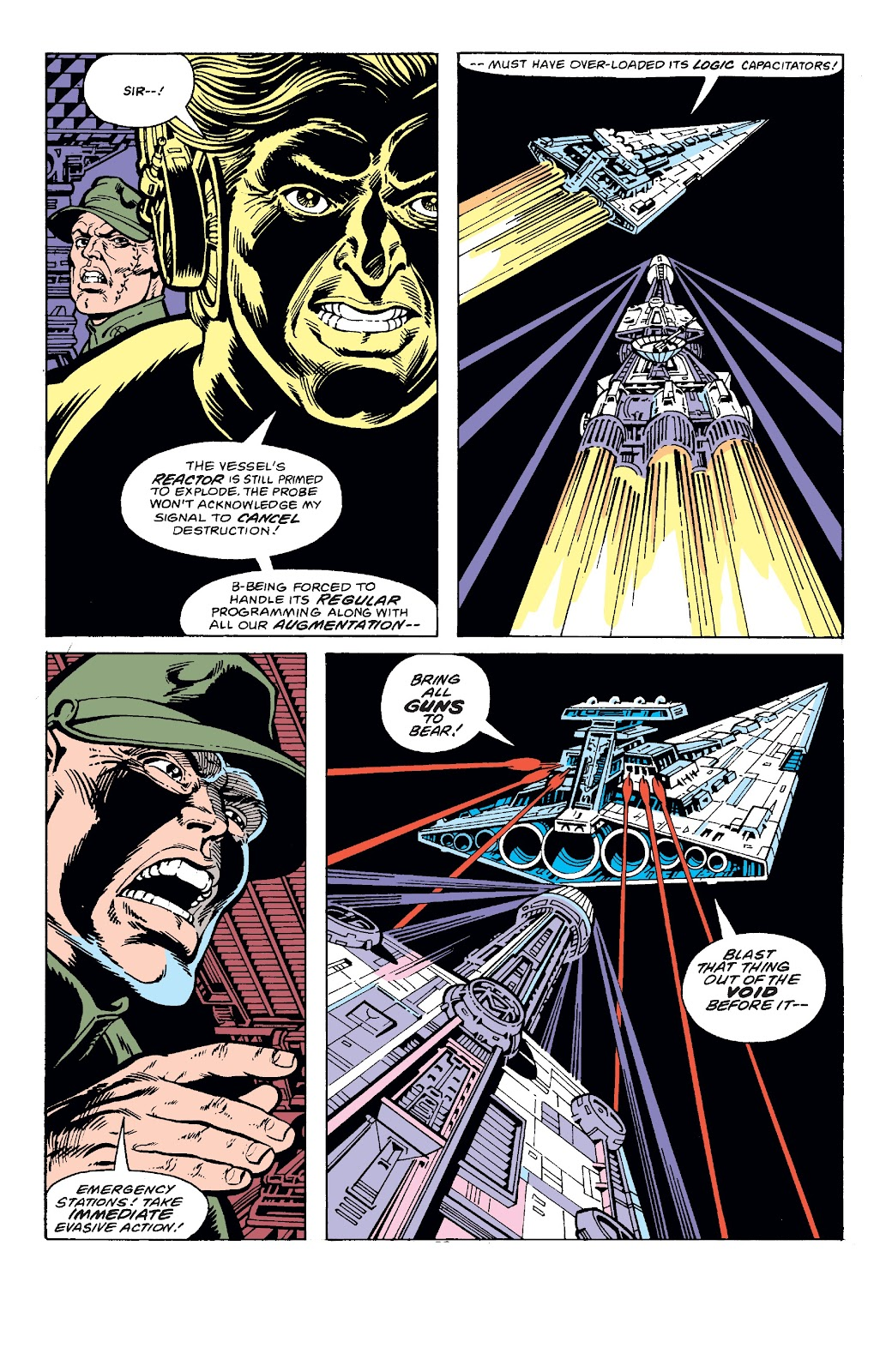 Read online Star Wars Legends: The Original Marvel Years - Epic Collection comic -  Issue # TPB 3 (Part 2) - 34