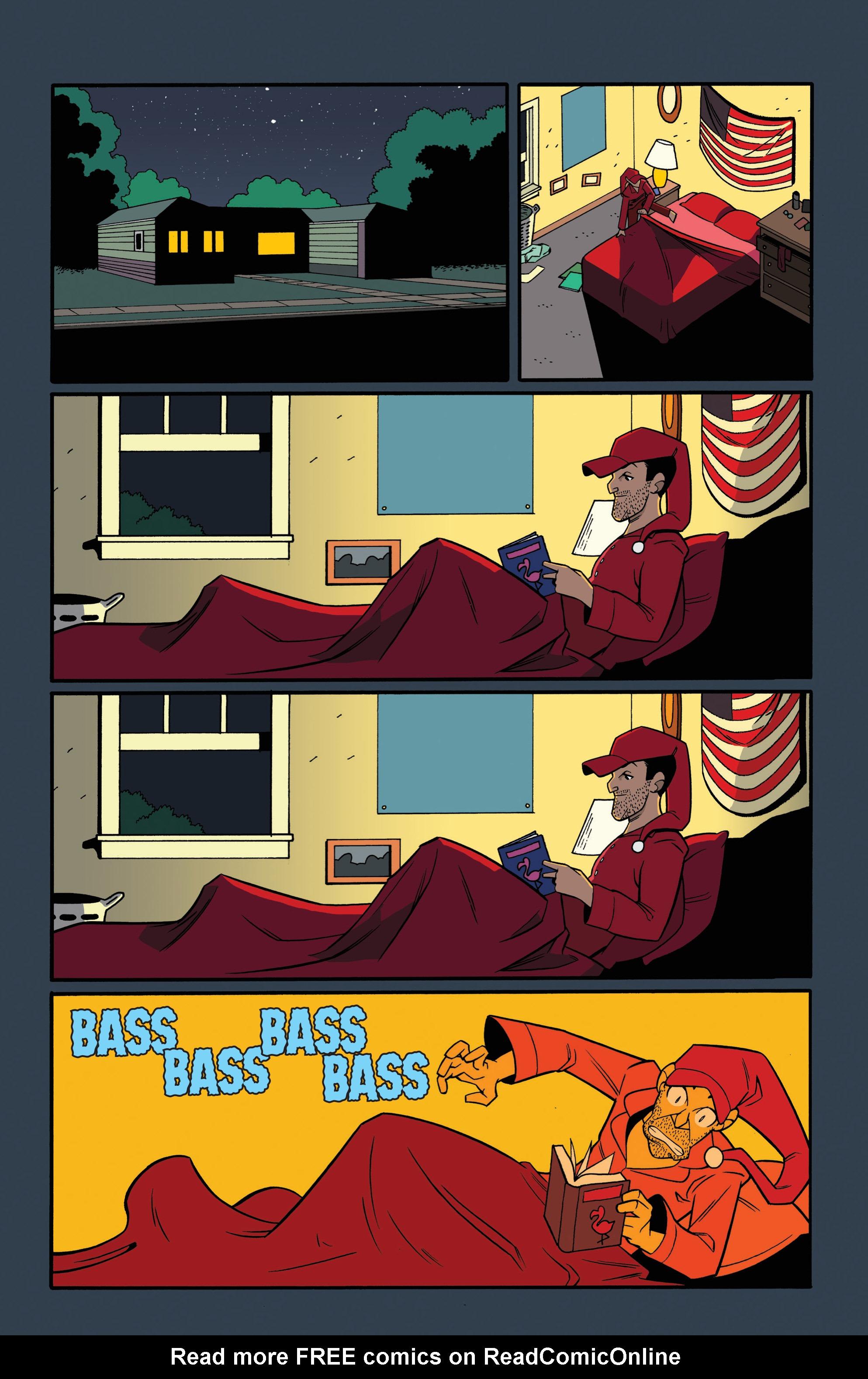 Read online Smosh comic -  Issue #5 - 25