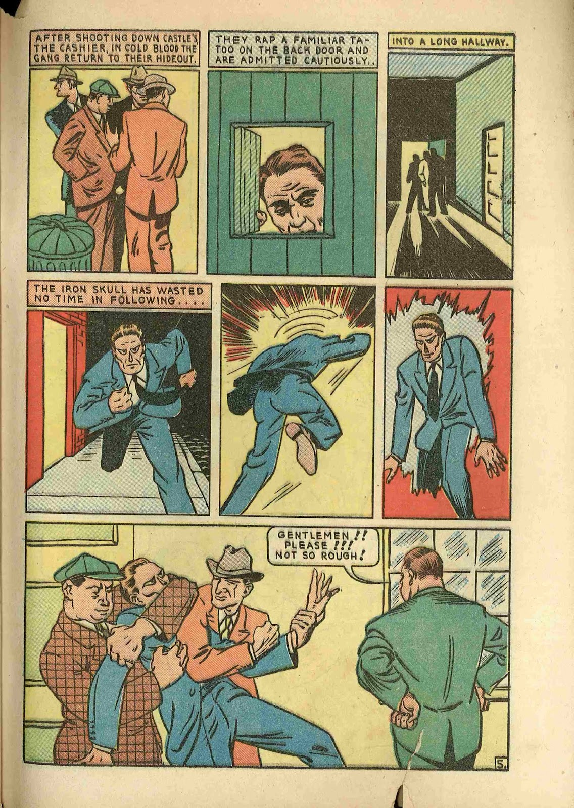 Stars and Stripes Comics issue 2 - Page 63