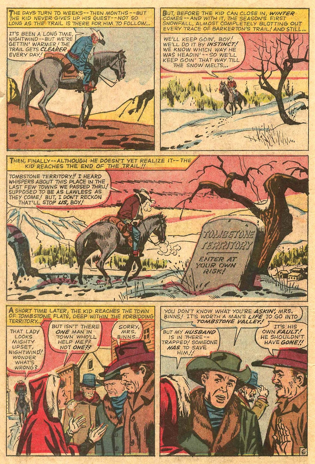 The Rawhide Kid (1955) issue 41 - Page 10