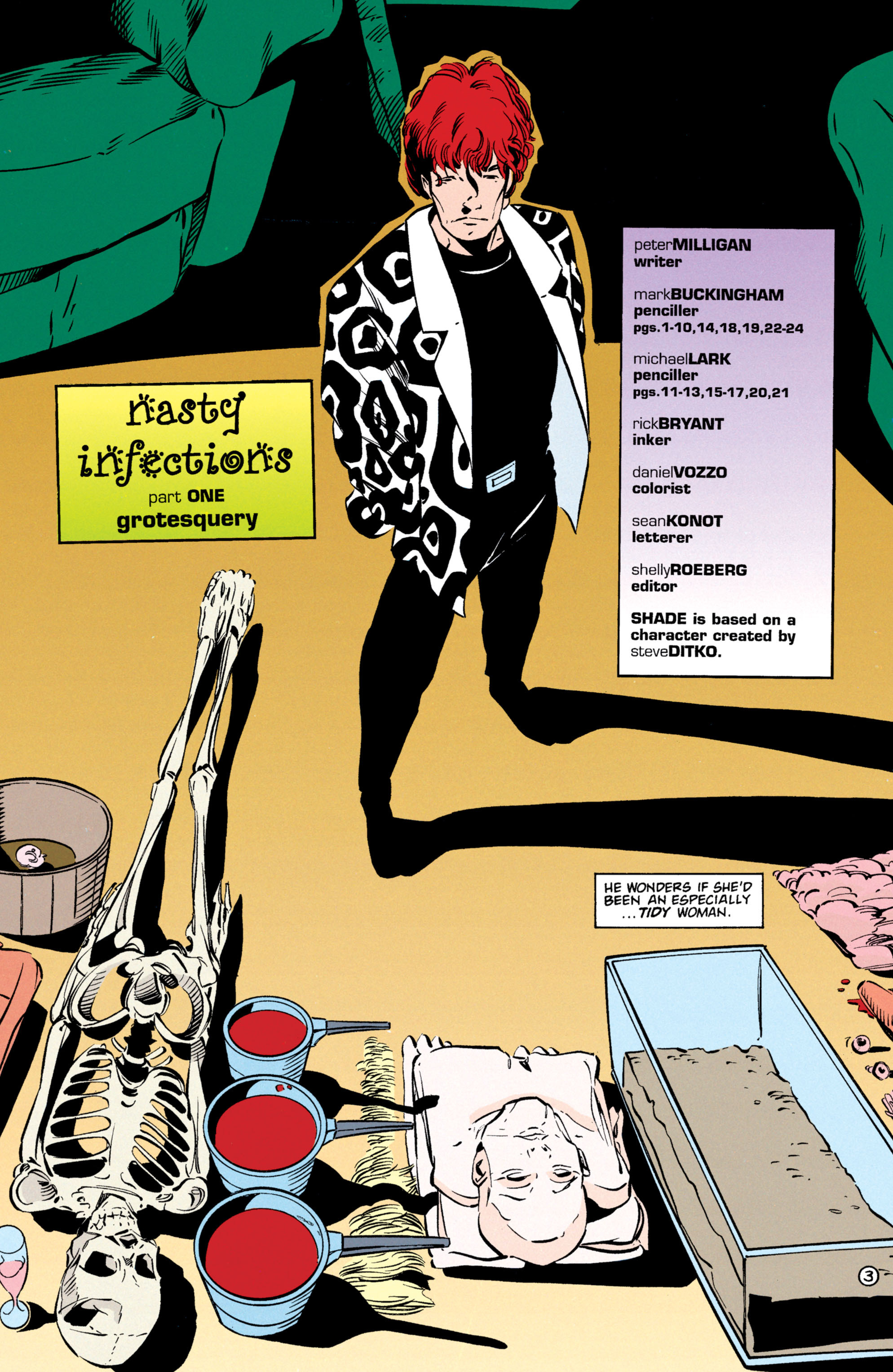 Read online Shade, the Changing Man comic -  Issue #59 - 4