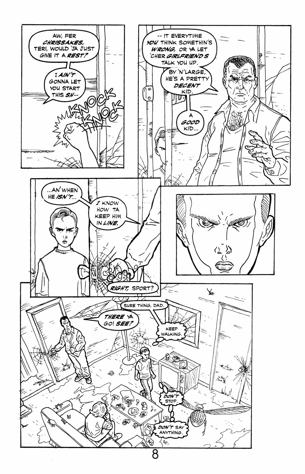 Read online A Touch of Silver comic -  Issue #6 - 10