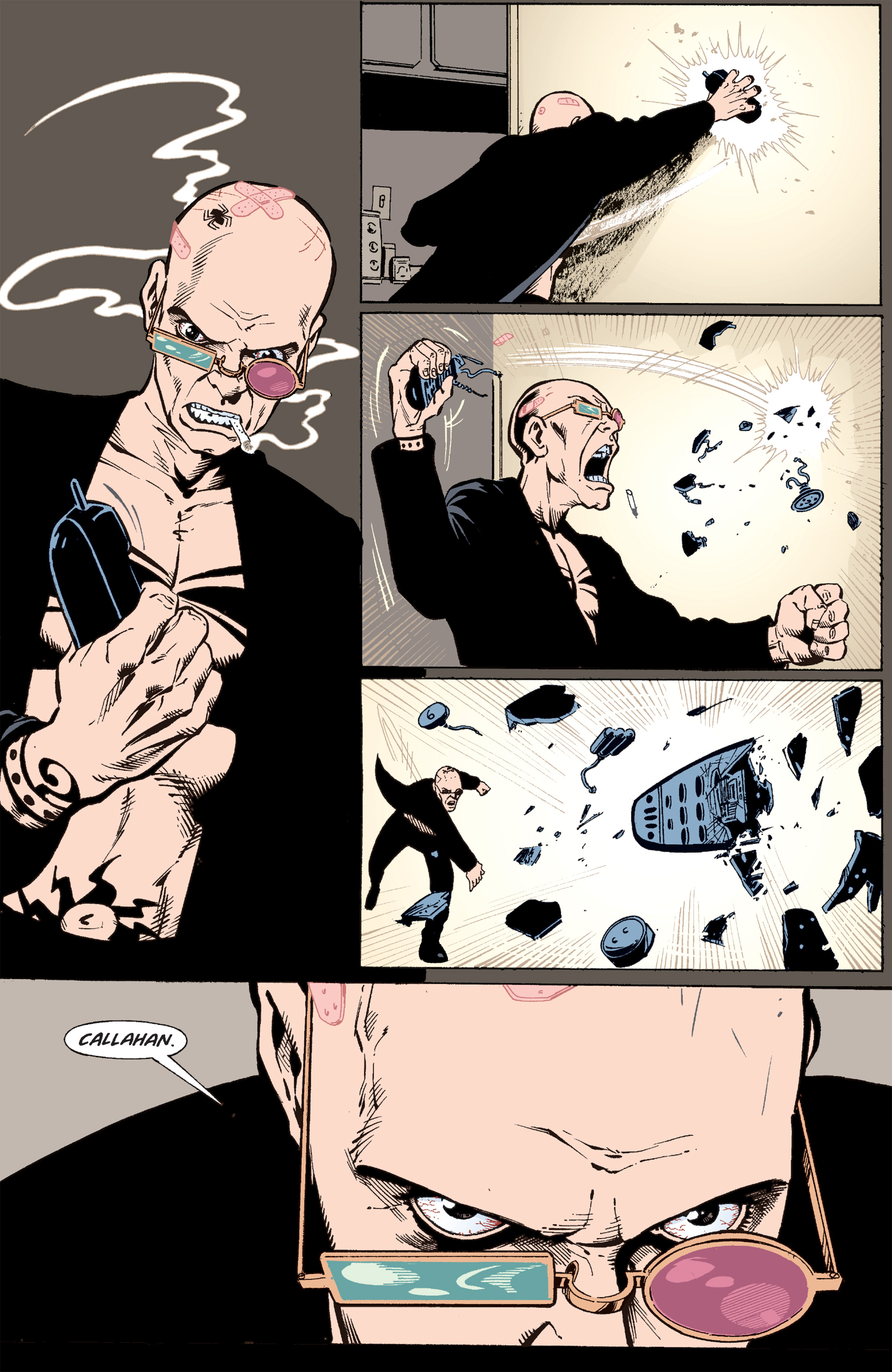 Read online Transmetropolitan comic -  Issue #30 - 20