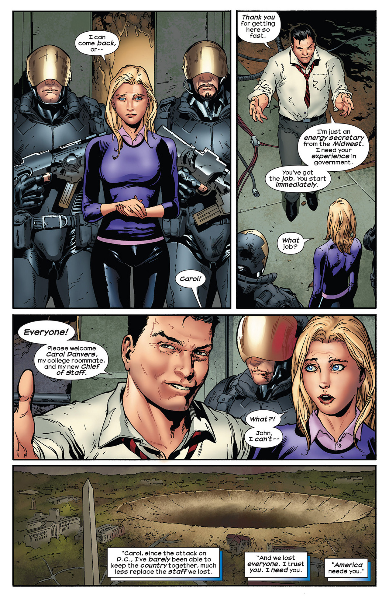 Read online Ultimate Comics Ultimates comic -  Issue #13 - 5