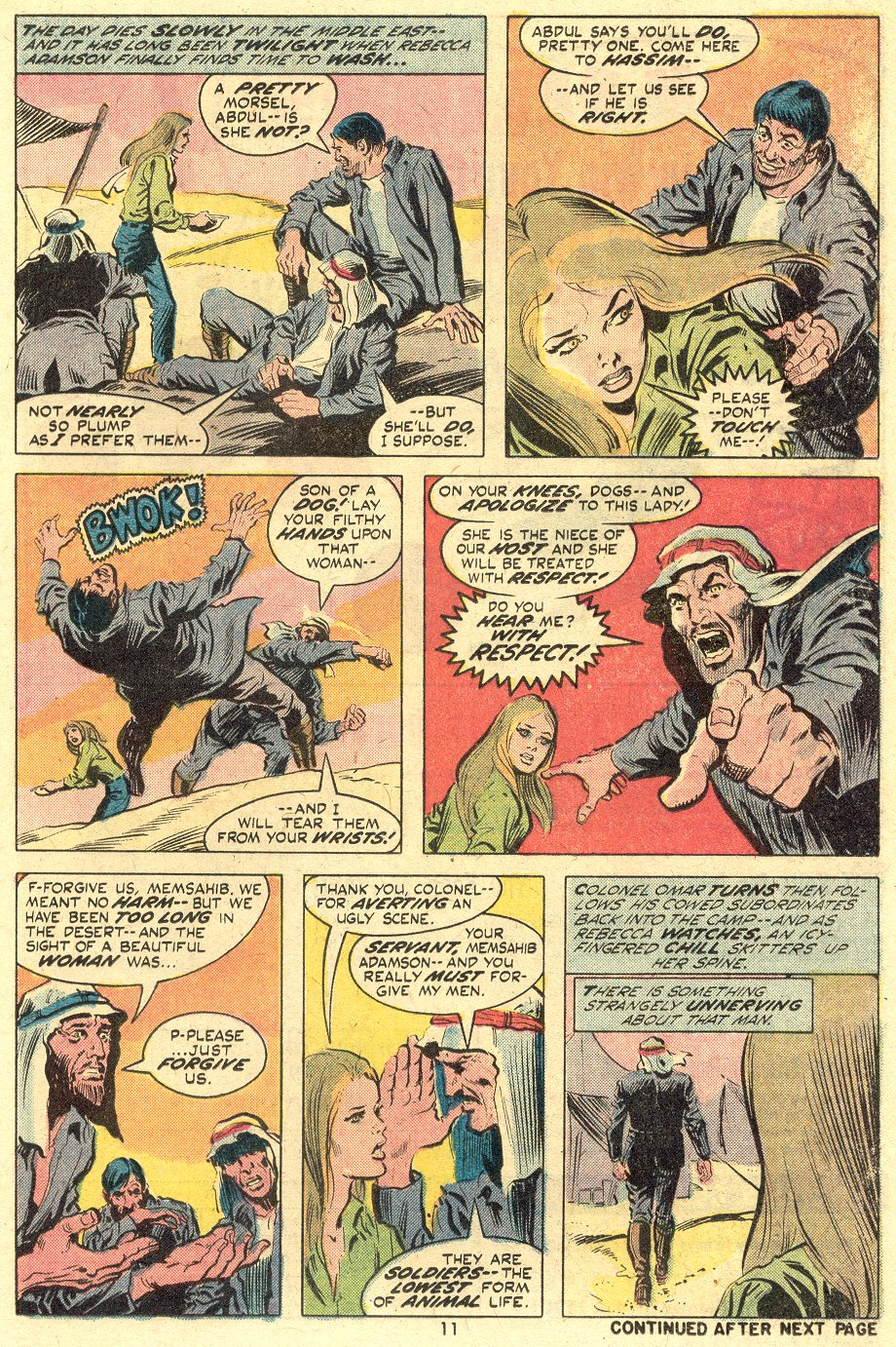 Strange Tales (1951) issue 174 - Page 8
