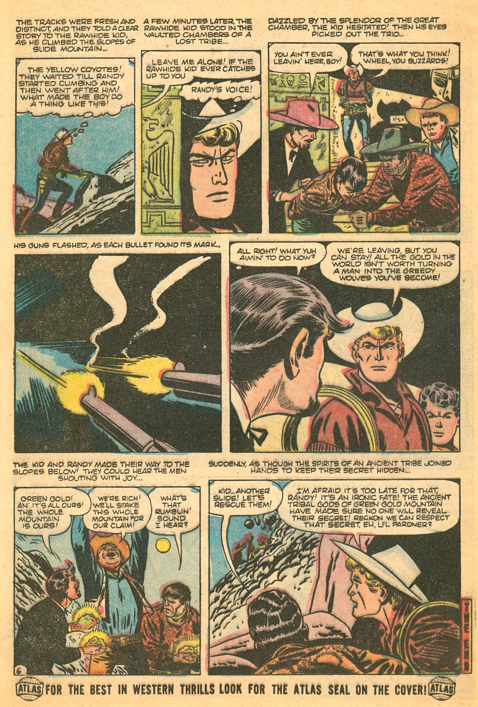 The Rawhide Kid (1955) issue 3 - Page 32