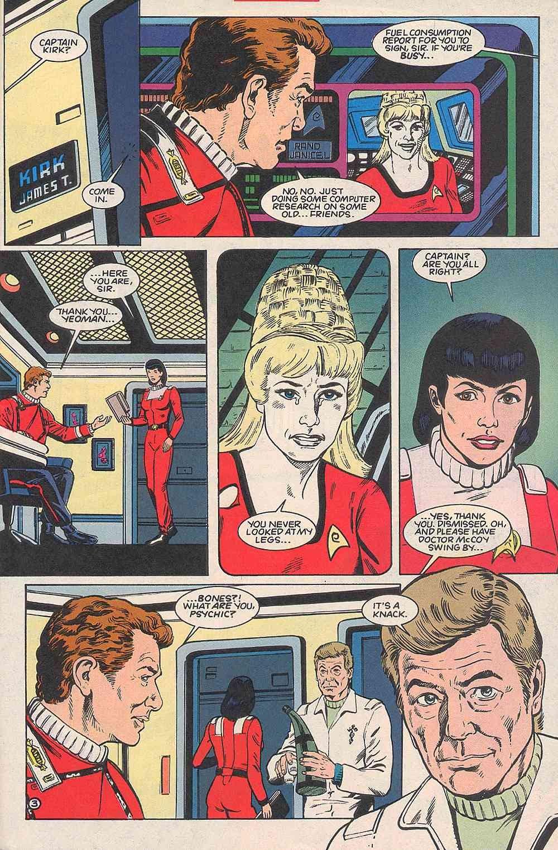 Read online Star Trek (1989) comic -  Issue # _Special 1 - 5