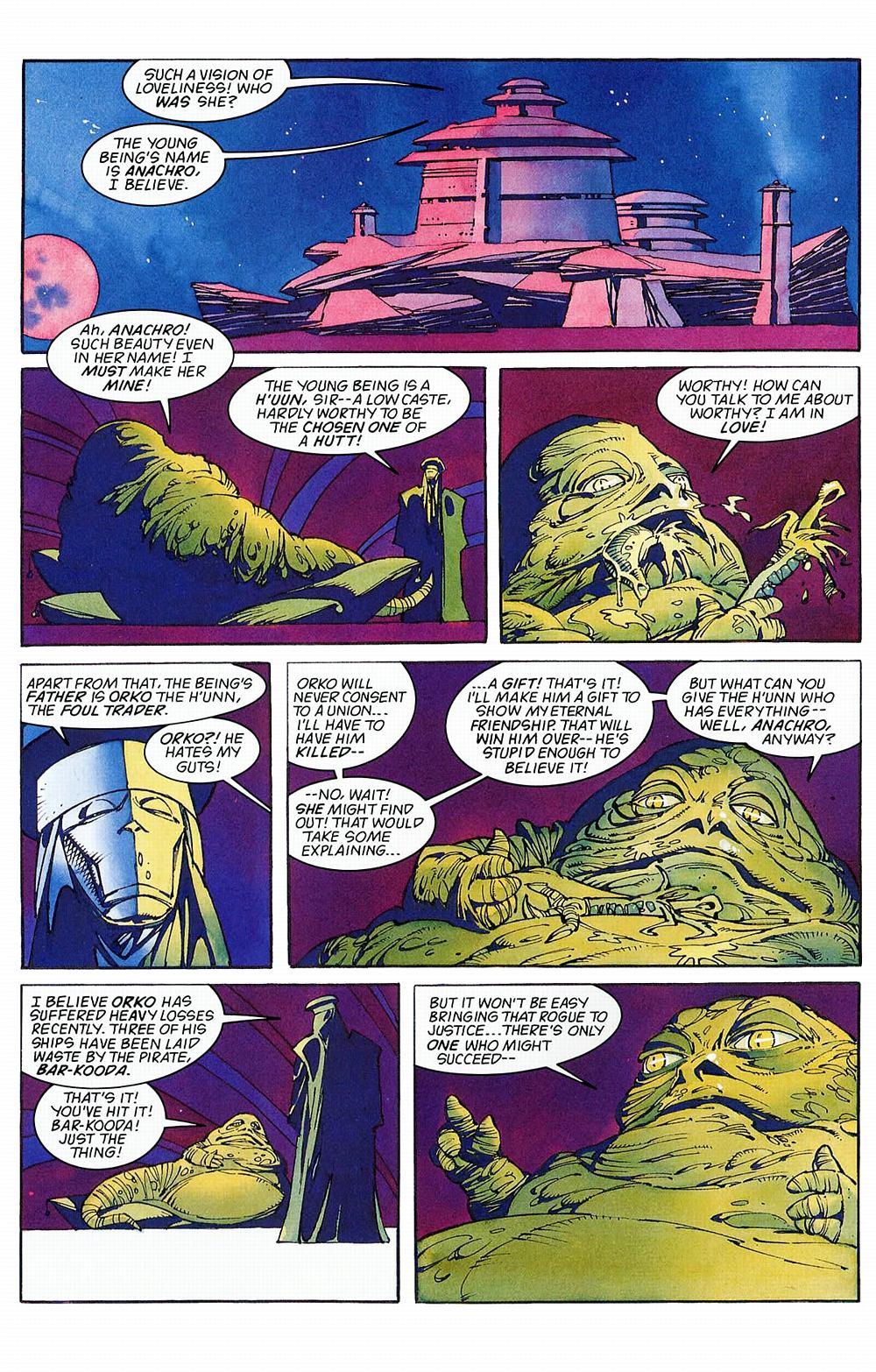 Read online Star Wars Omnibus comic -  Issue # Vol. 12 - 334