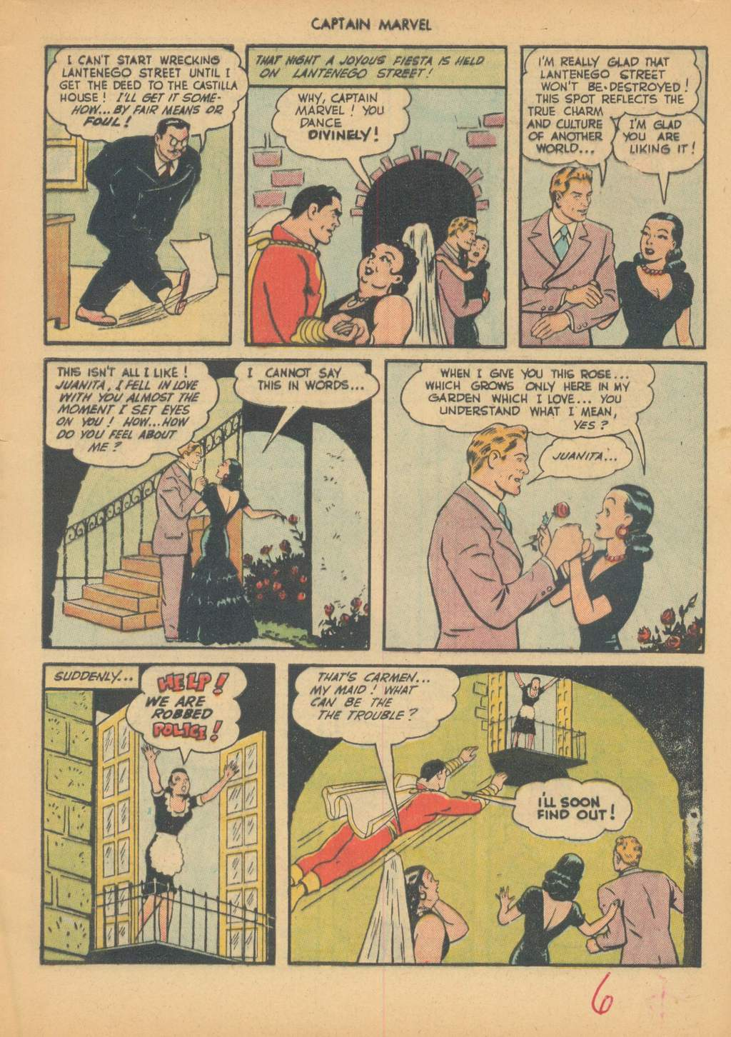 Captain Marvel Adventures issue 63 - Page 9