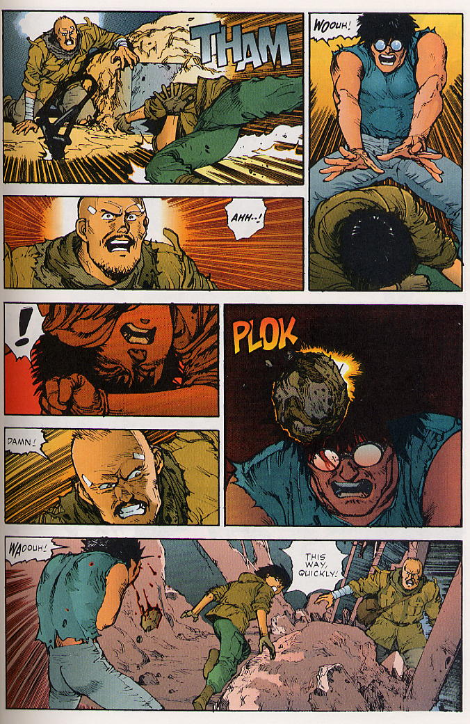 Read online Akira comic -  Issue #25 - 34