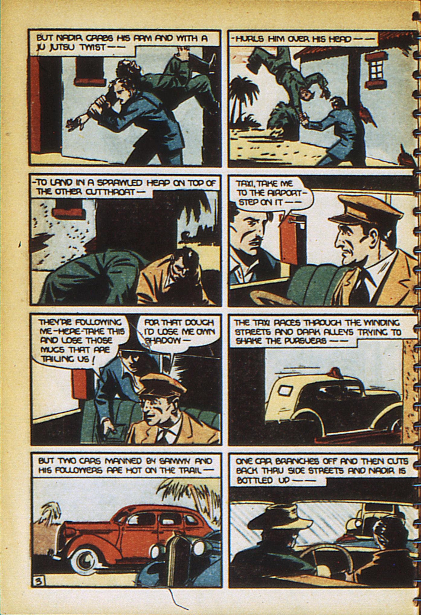 Read online Adventure Comics (1938) comic -  Issue #27 - 64