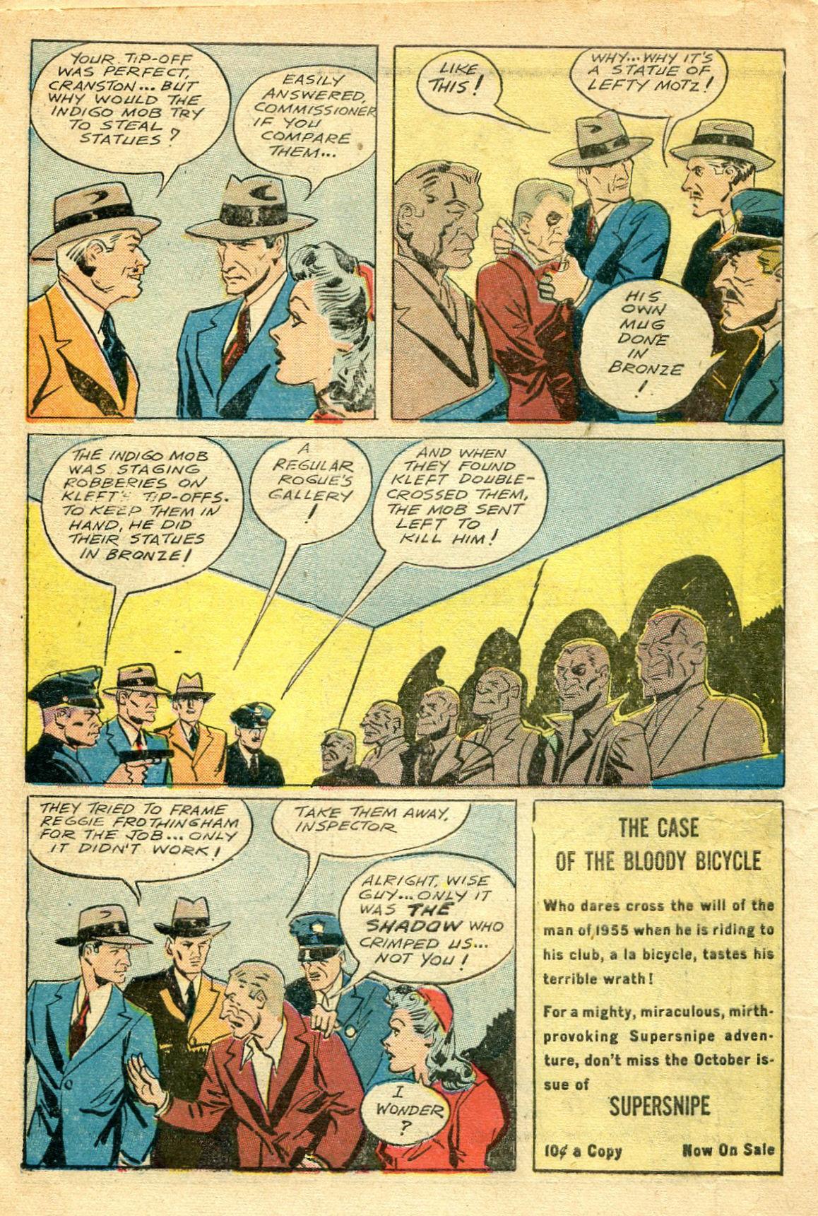 Read online Shadow Comics comic -  Issue #44 - 15