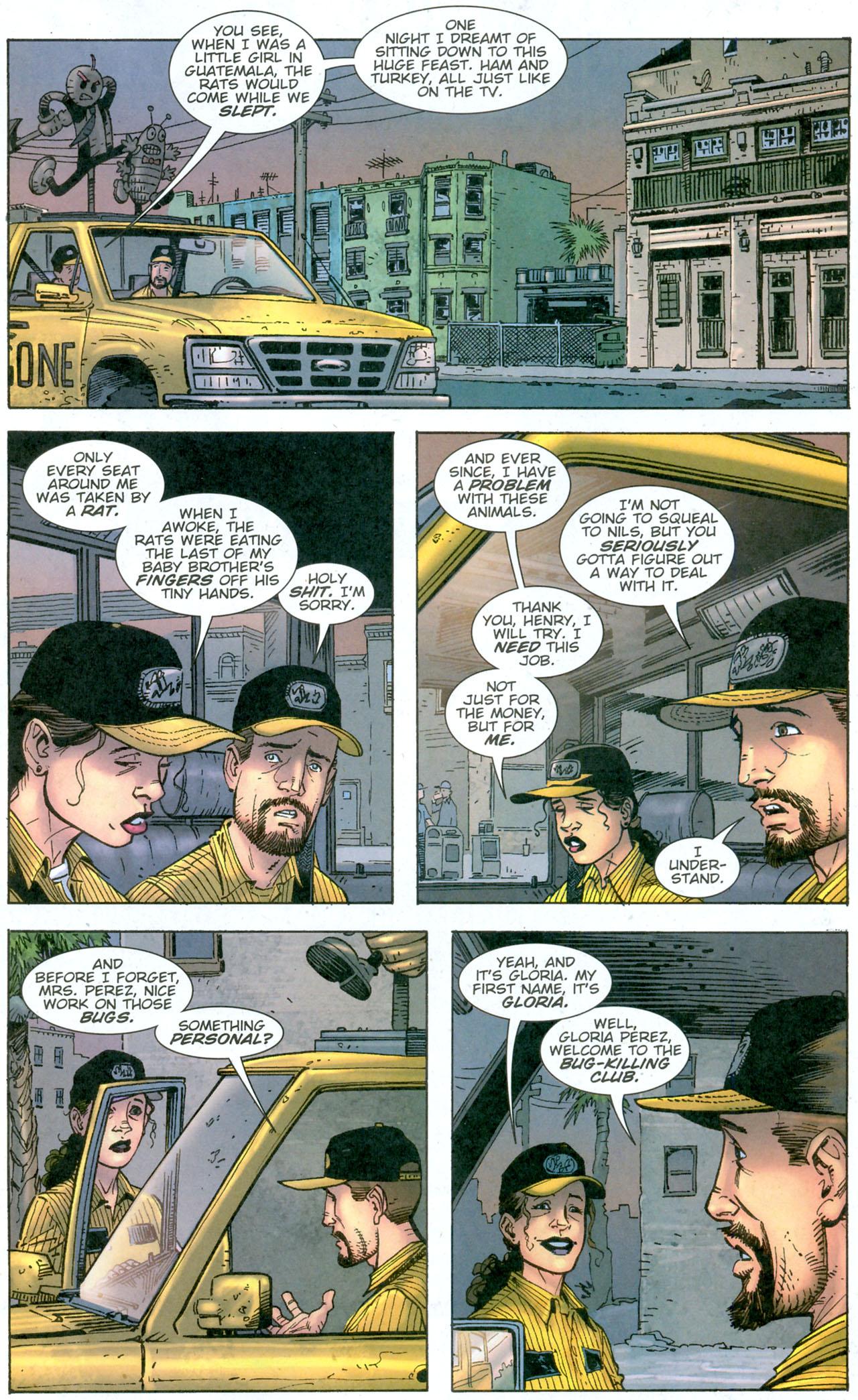 Read online The Exterminators comic -  Issue #14 - 21