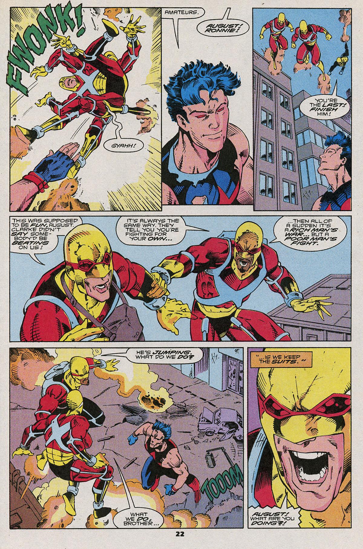 Read online Wonder Man (1991) comic -  Issue #6 - 18