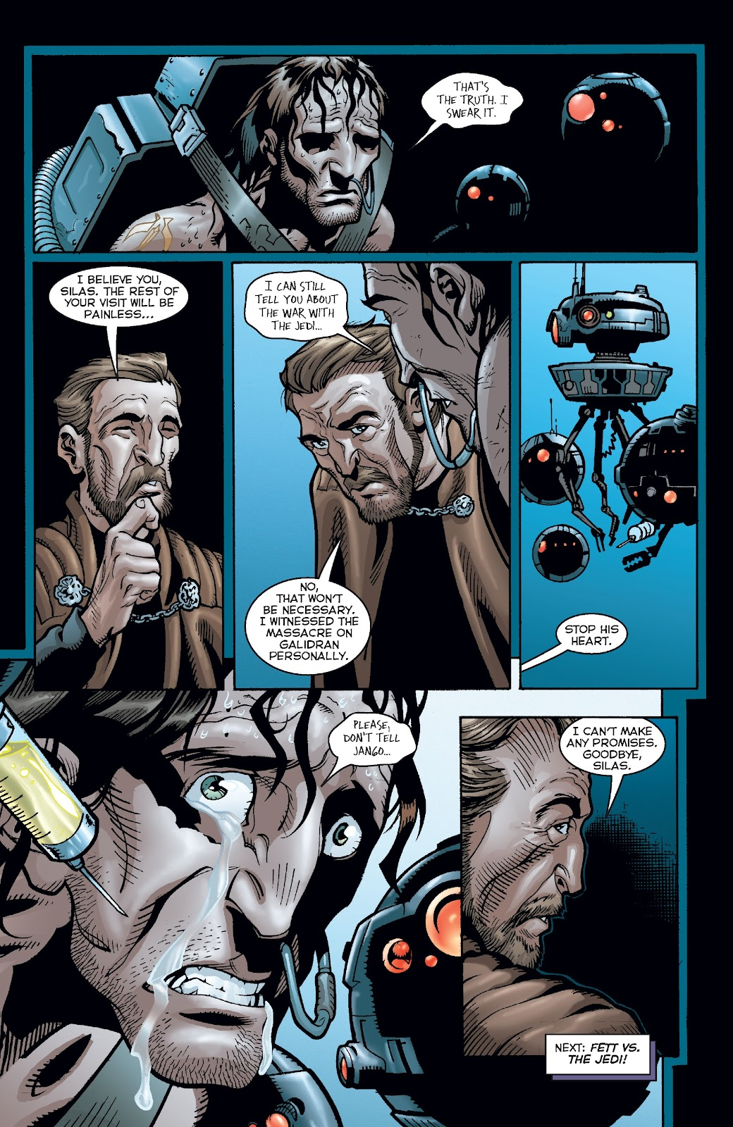 Read online Star Wars Legends Epic Collection: The Menace Revealed comic -  Issue # TPB (Part 1) - 50