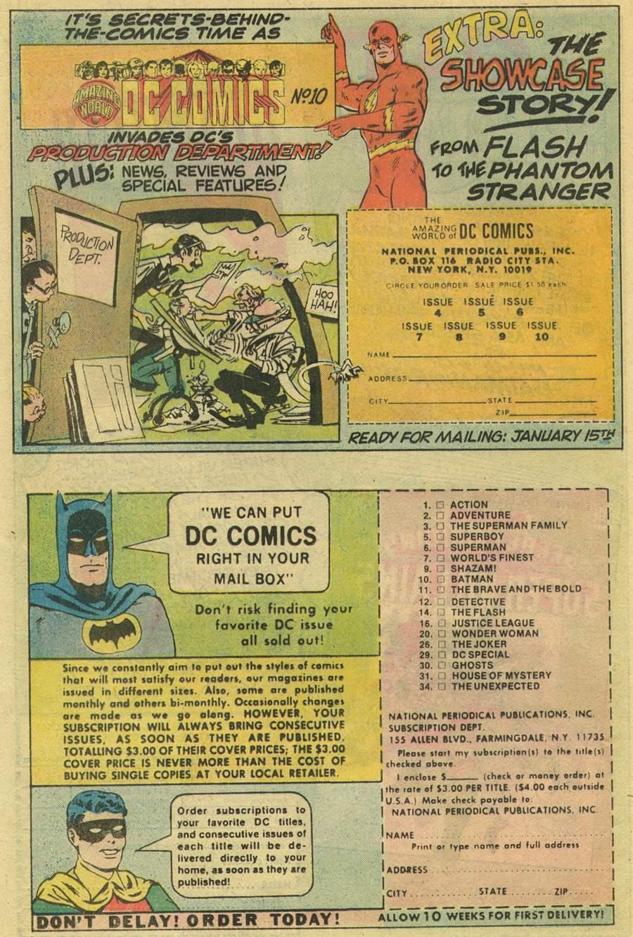 Read online Adventure Comics (1938) comic -  Issue #445 - 20