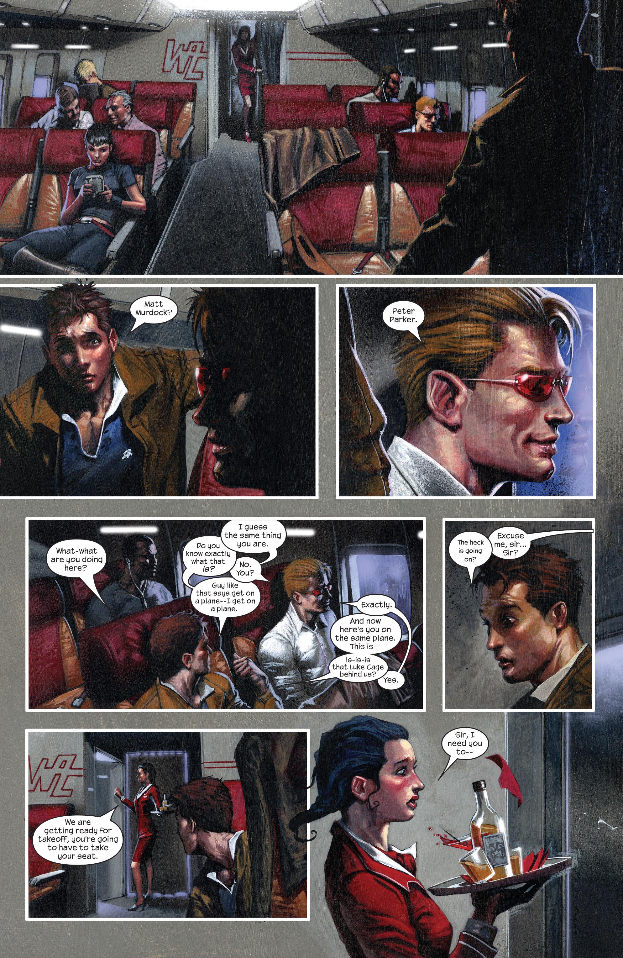 Read online Secret War comic -  Issue # Full - 39