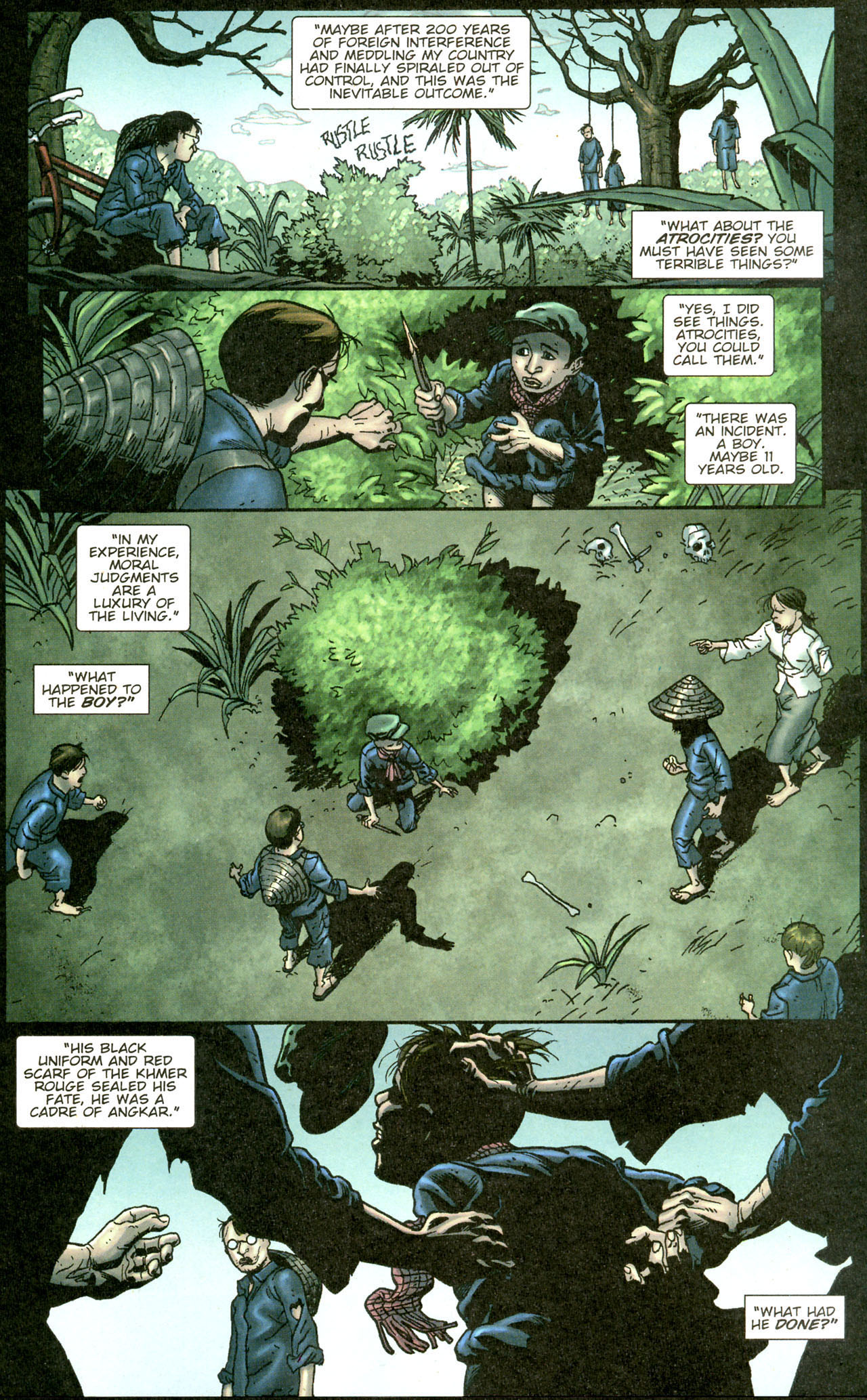 Read online The Exterminators comic -  Issue #11 - 16