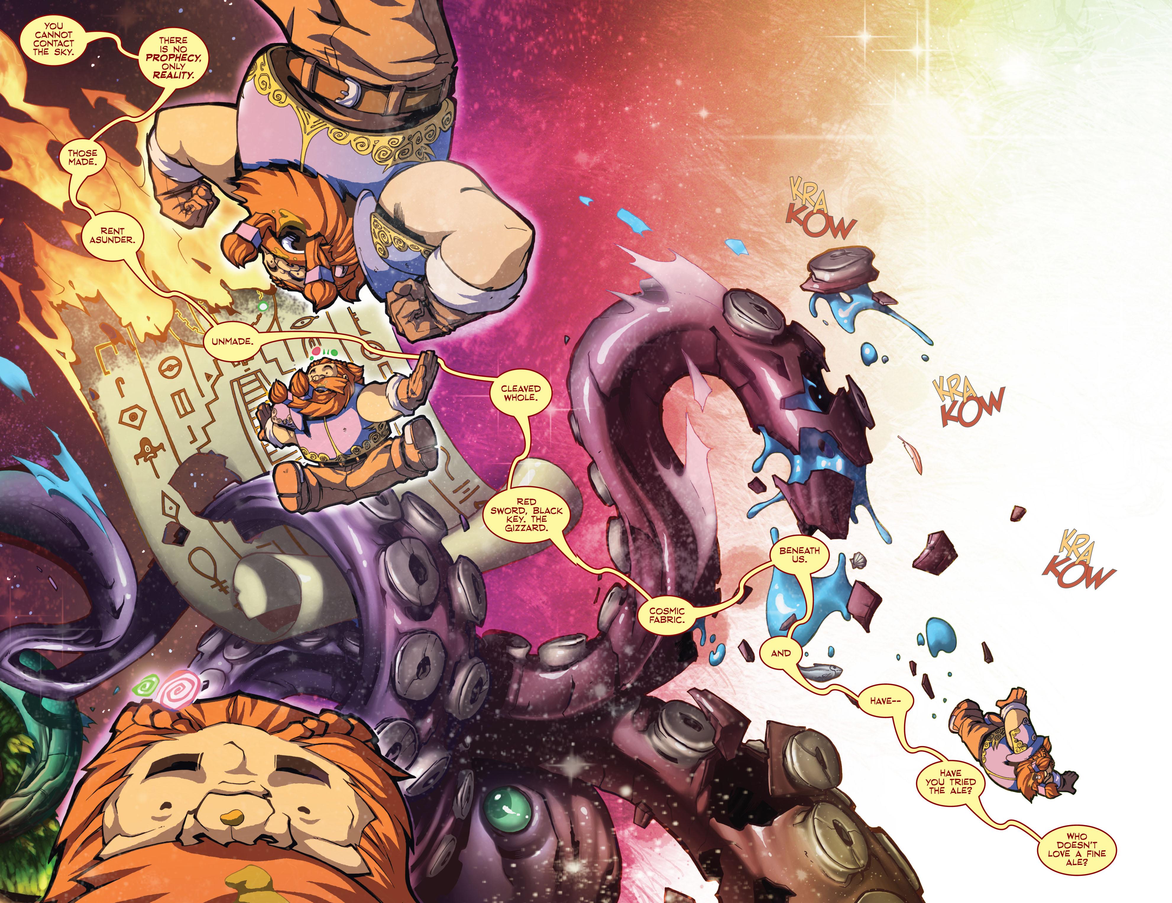 Read online Skullkickers comic -  Issue #3 - 9