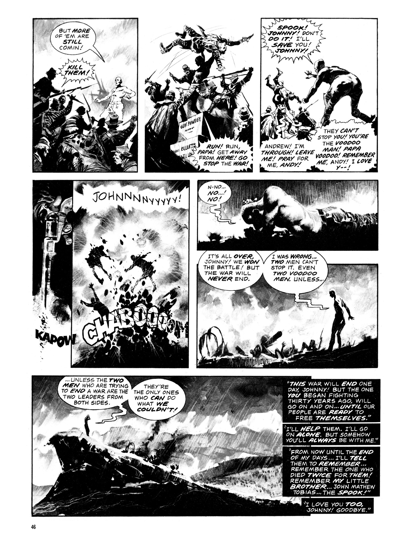 Read online Eerie Archives comic -  Issue # TPB 14 - 47