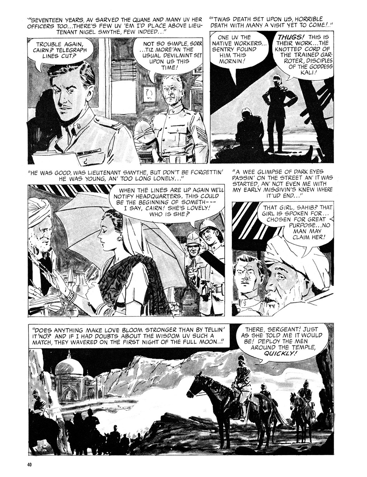 Read online Eerie Archives comic -  Issue # TPB 2 - 41