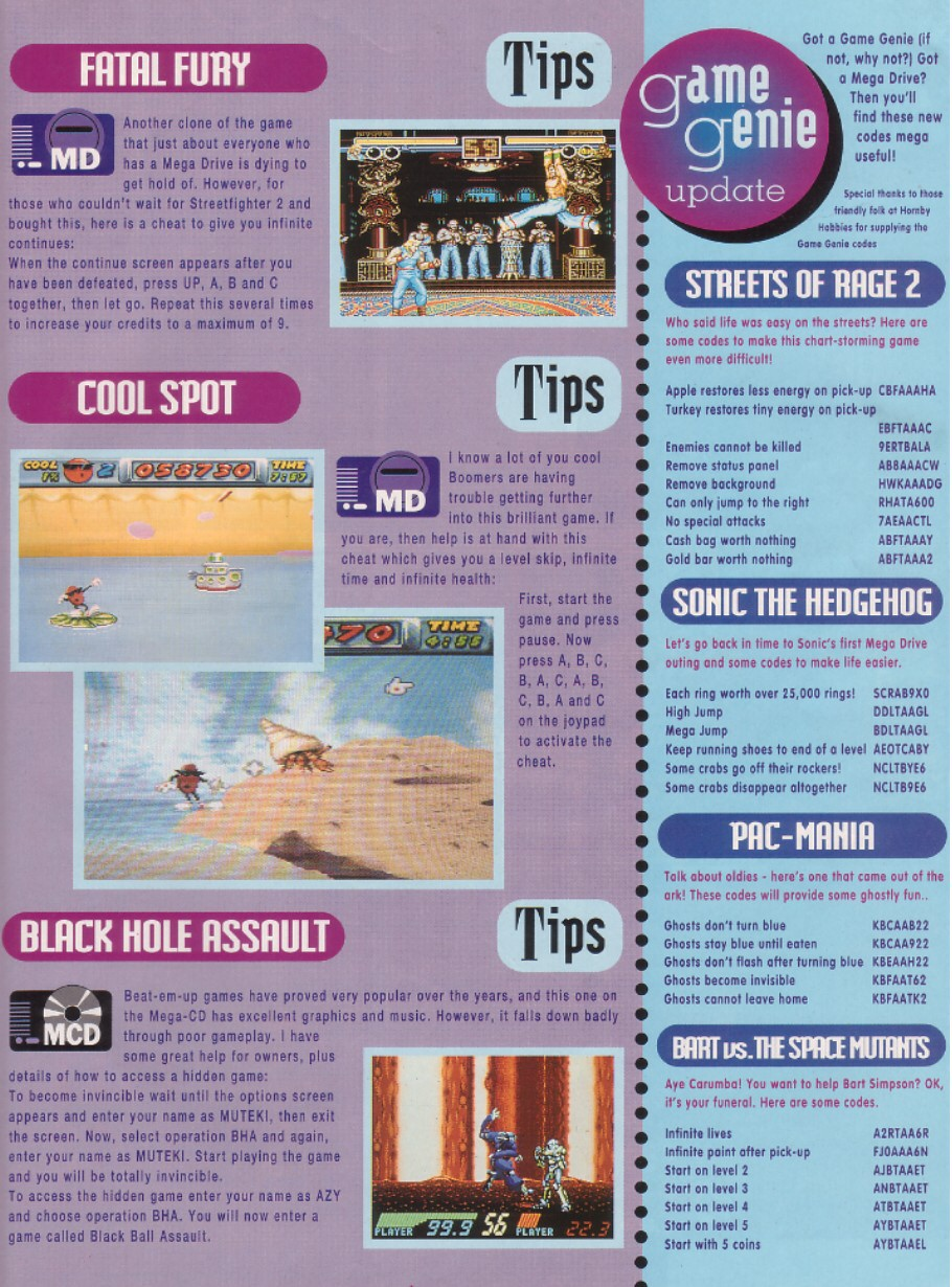Read online Sonic the Comic comic -  Issue #10 - 25
