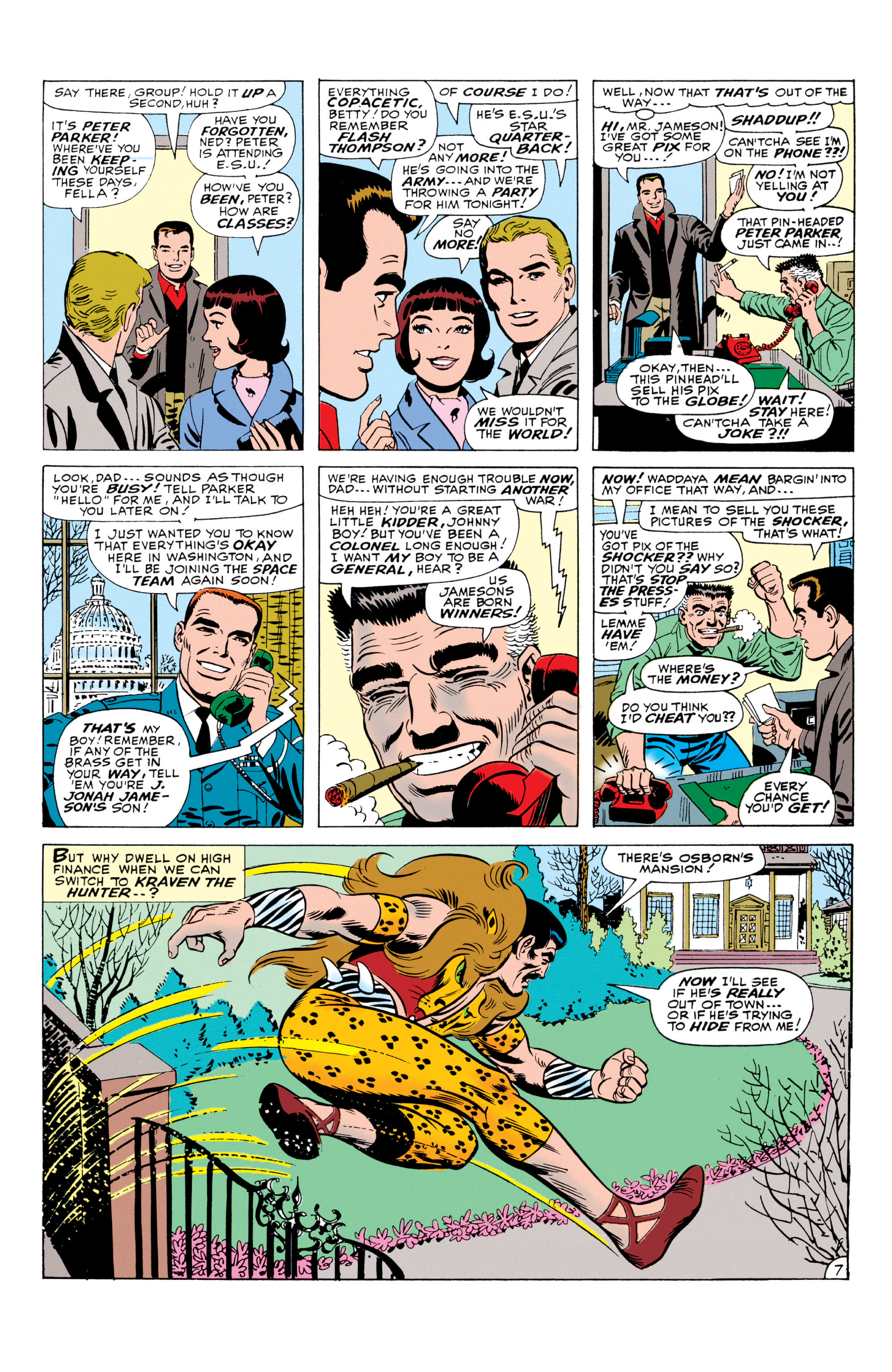 The Amazing Spider-Man (1963) 47 Page 7